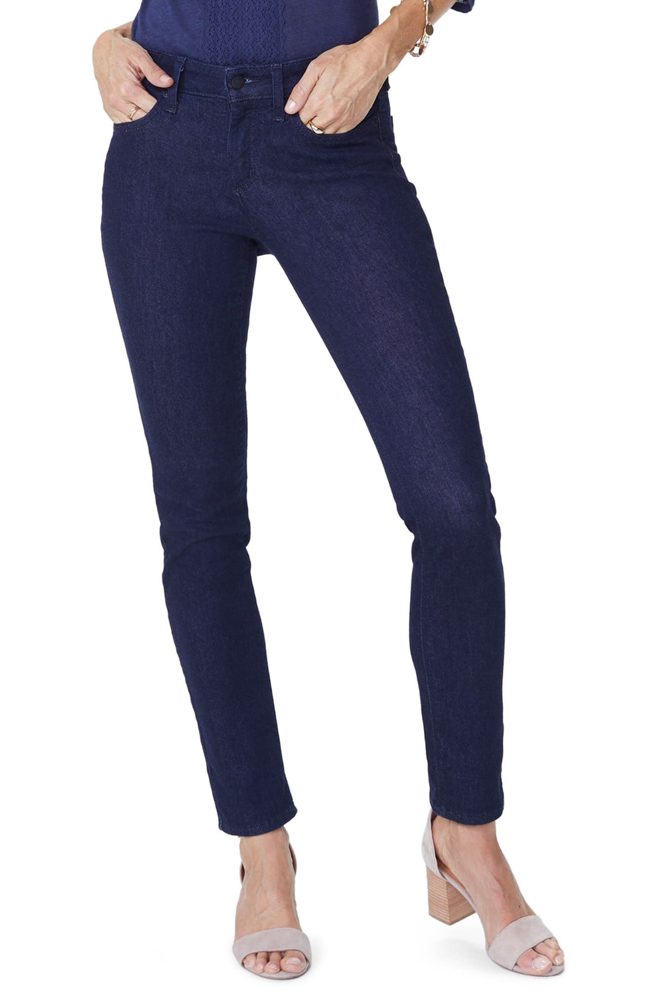 Alina Stretch Skinny Jeans,                             Main thumbnail 2, color,