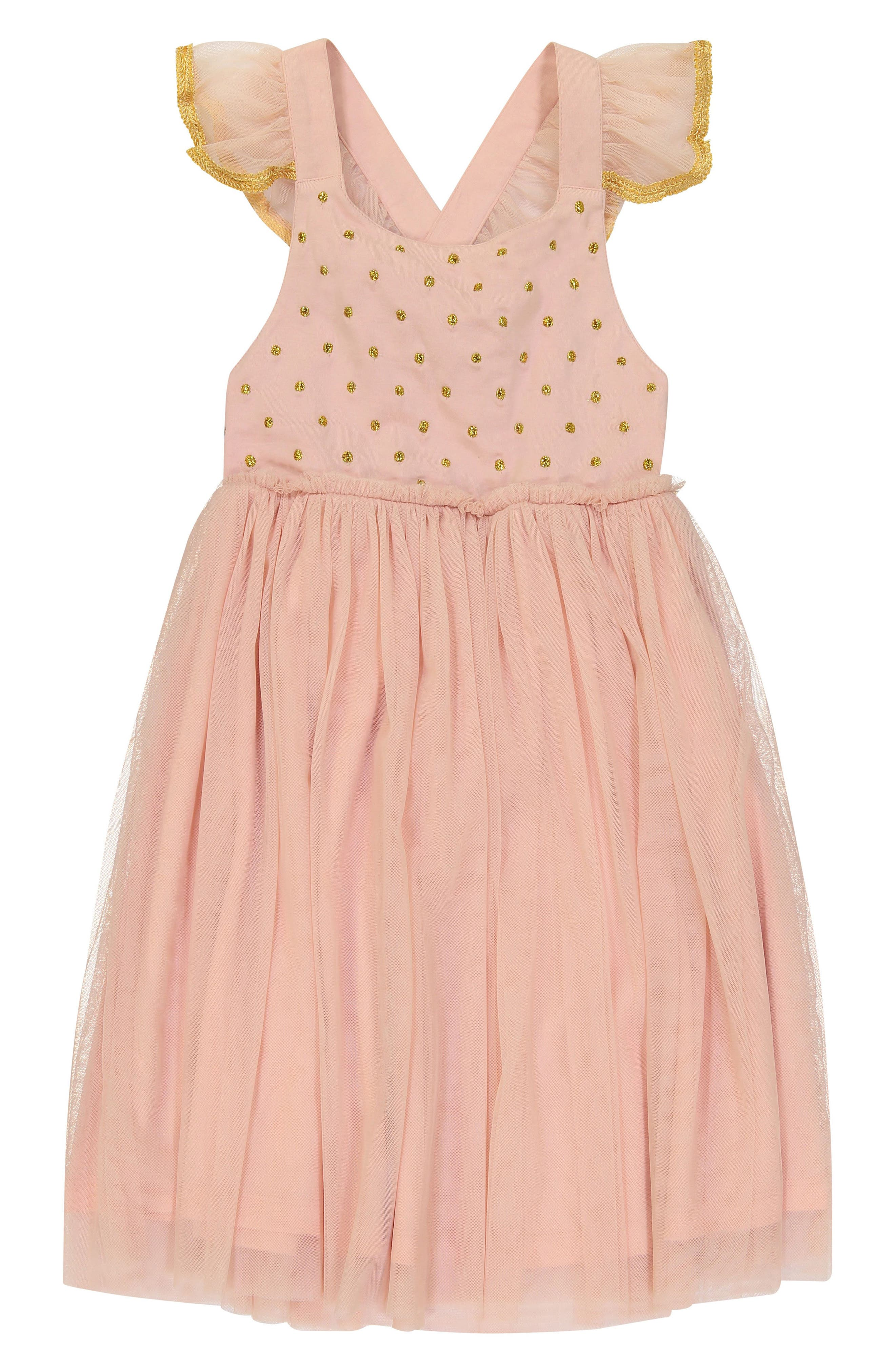 Diya Tulle Sundress,                             Main thumbnail 1, color,