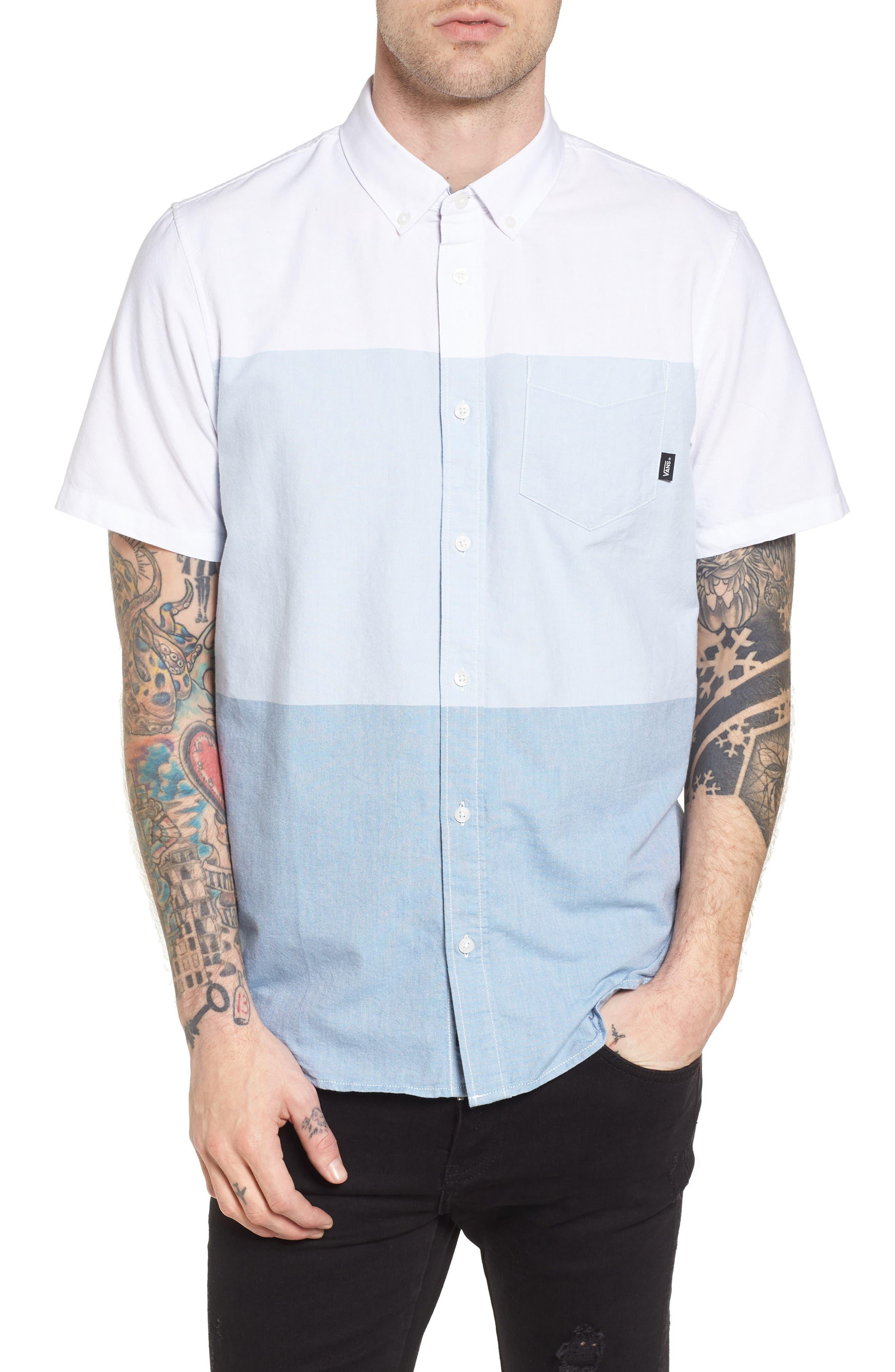 Houser Woven Shirt,                             Main thumbnail 1, color,                             100