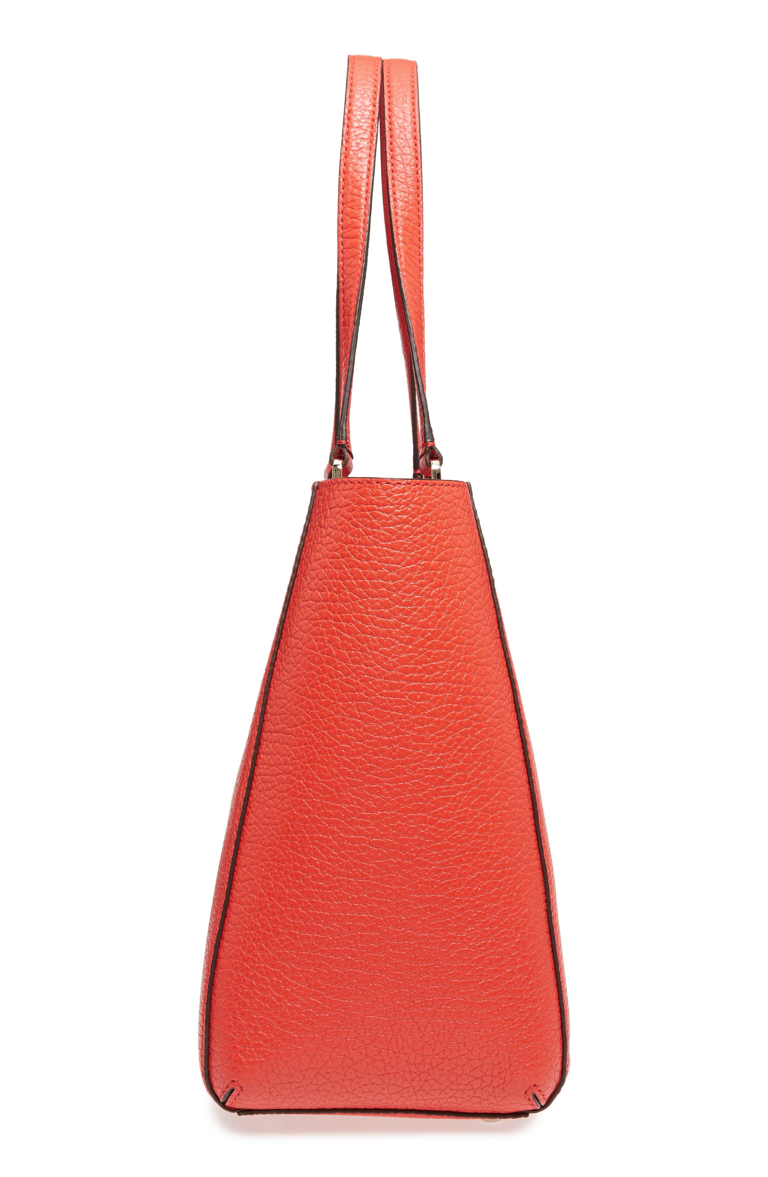 carter street - tyler leather tote,                             Alternate thumbnail 20, color,