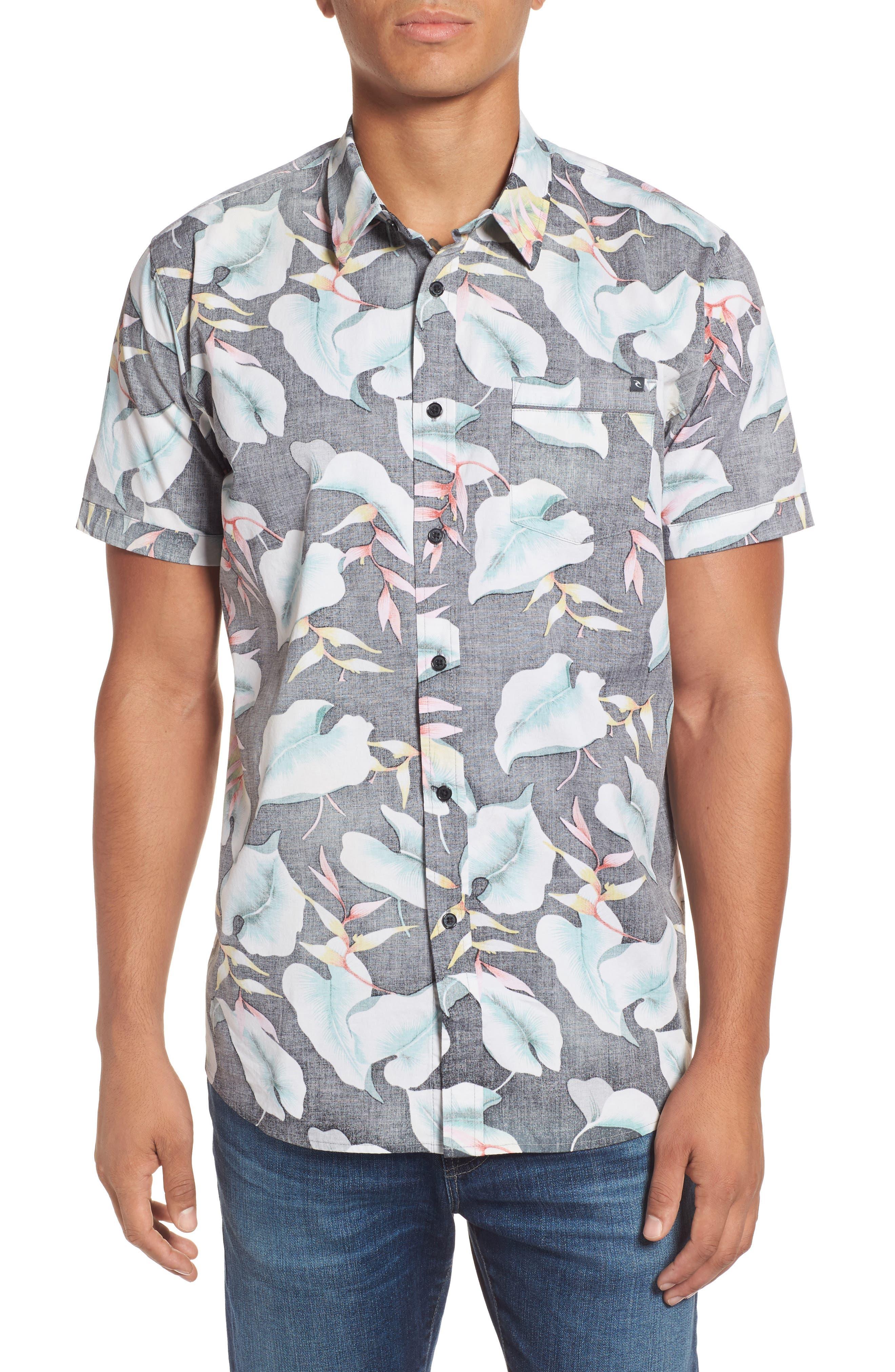 Resort Sport Shirt,                             Main thumbnail 1, color,                             001