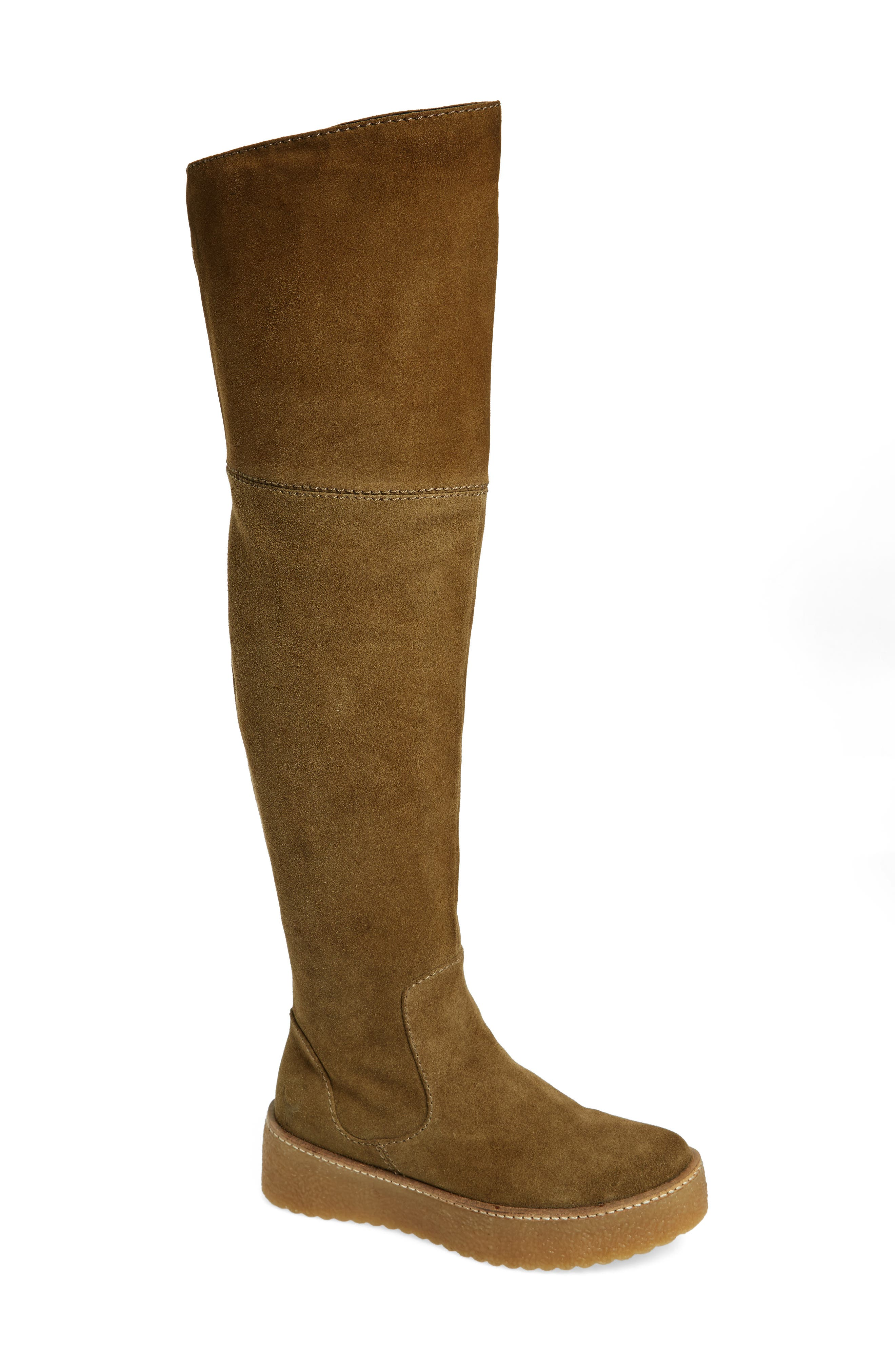Tazza Over the Knee Boot,                             Main thumbnail 2, color,