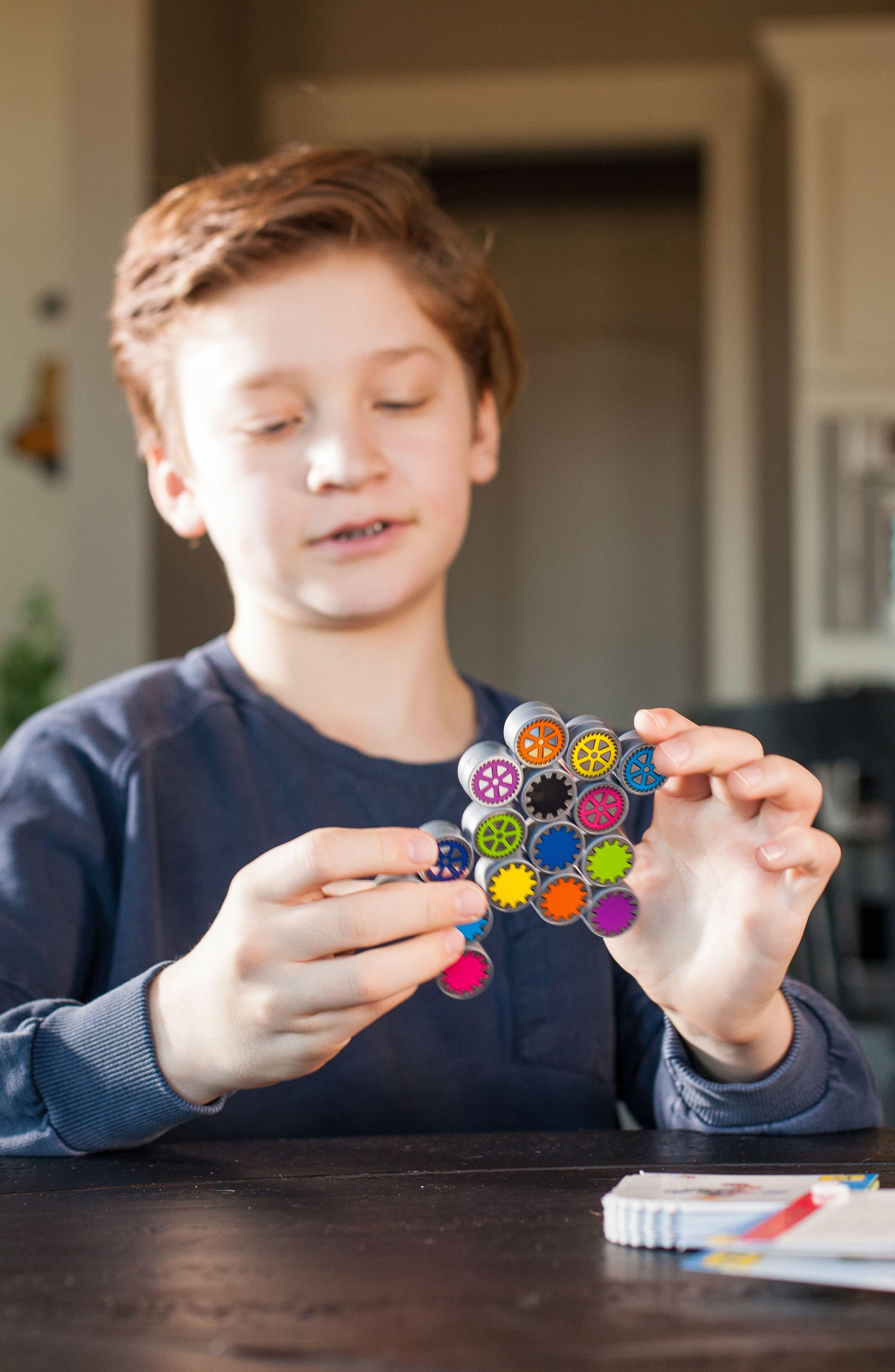Coggy Brain Teaser Toy,                             Alternate thumbnail 2, color,                             100