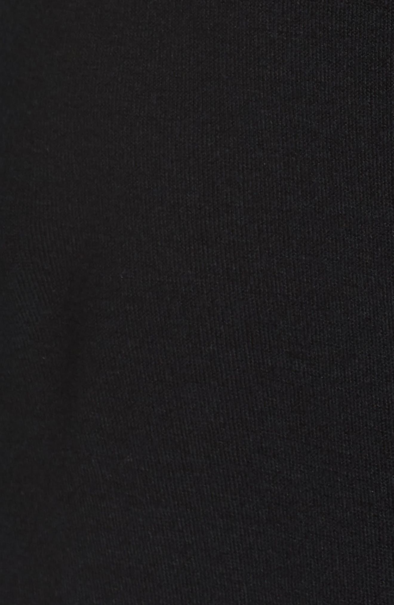 Shawl Collar Cardigan,                             Alternate thumbnail 5, color,                             001