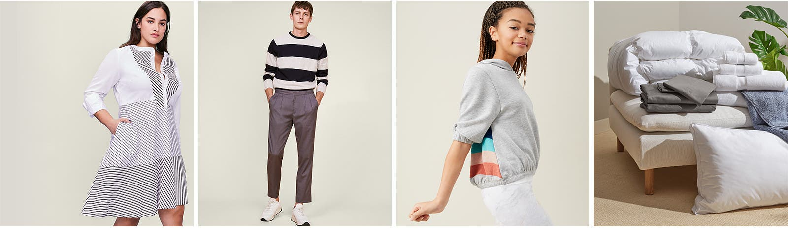 Nordstrom made: brands you'll only find here.