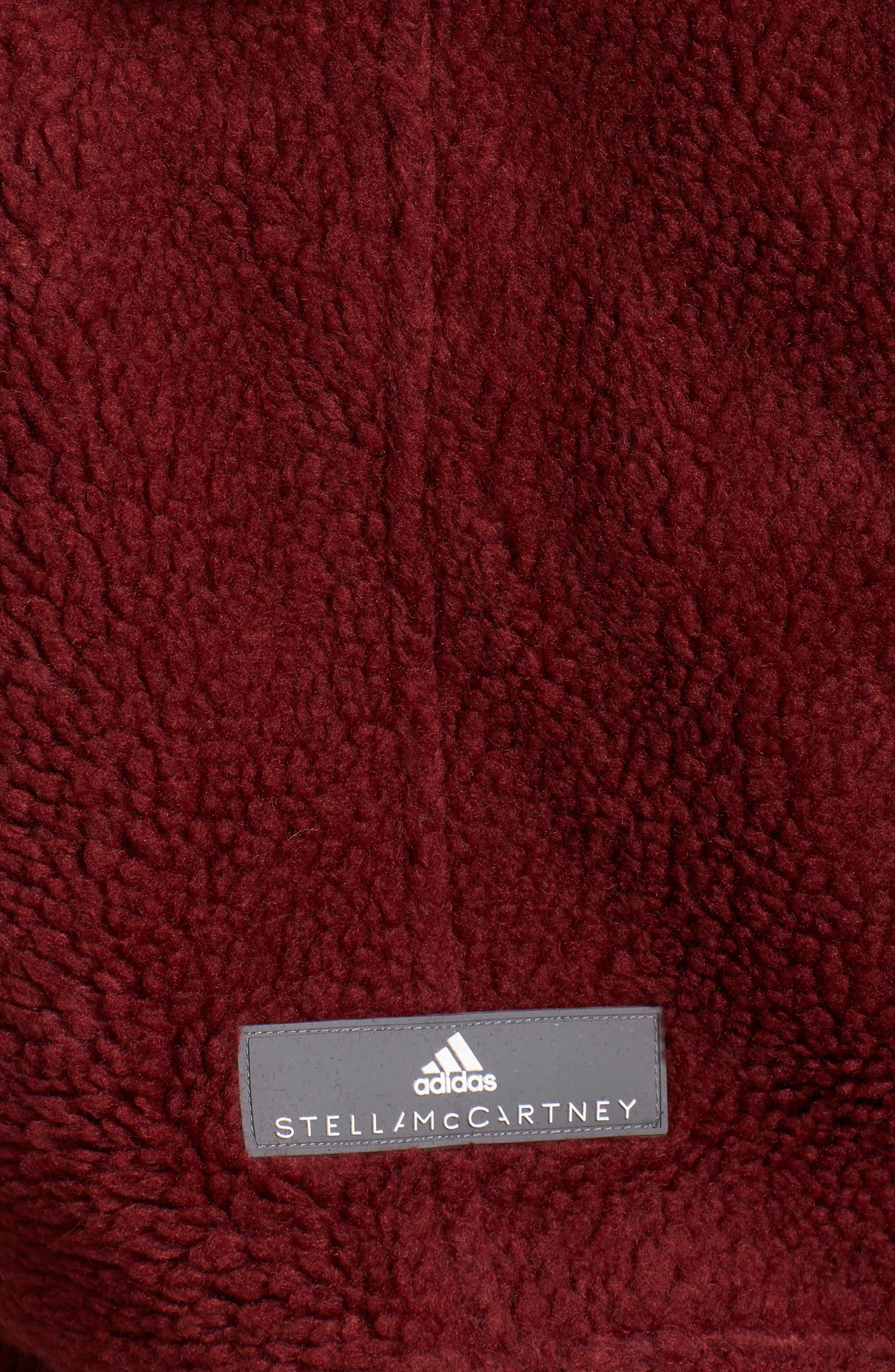 by Stella McCartney Training Fleece,                             Alternate thumbnail 6, color,                             NOBMAR