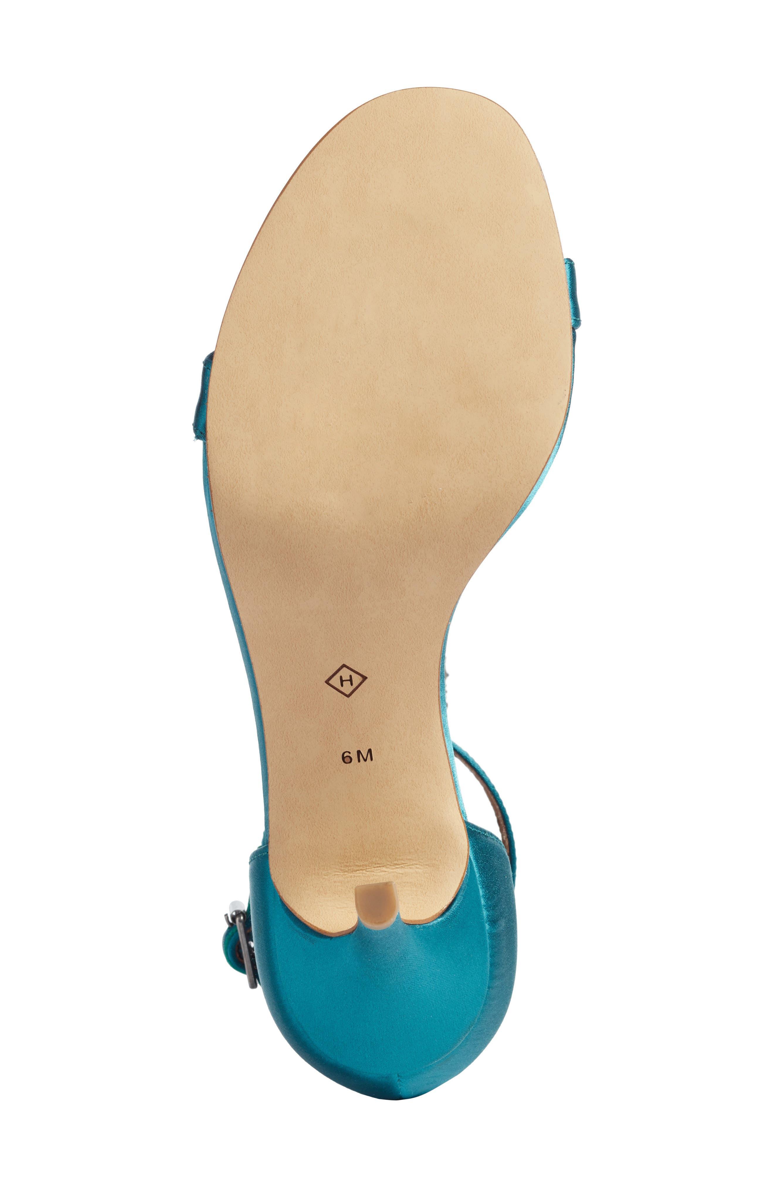 Audrey Ankle Strap Sandal,                             Alternate thumbnail 111, color,