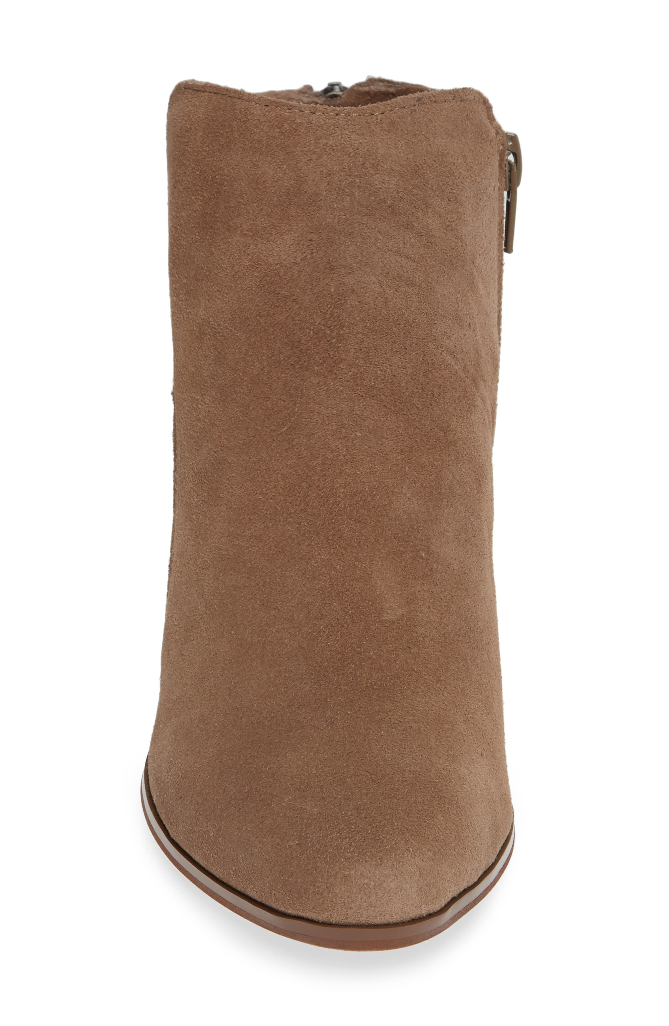 River Bootie,                             Alternate thumbnail 4, color,                             NEW TAUPE SUEDE