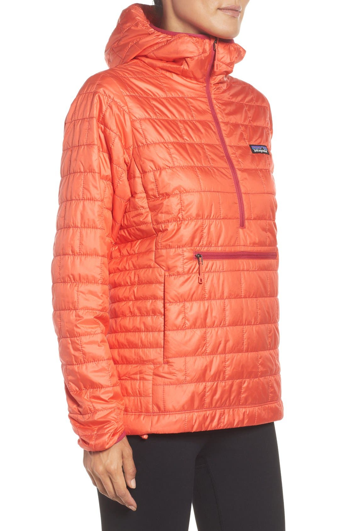 Nano Puff<sup>®</sup> Bivy Water Resistant Jacket,                             Alternate thumbnail 41, color,