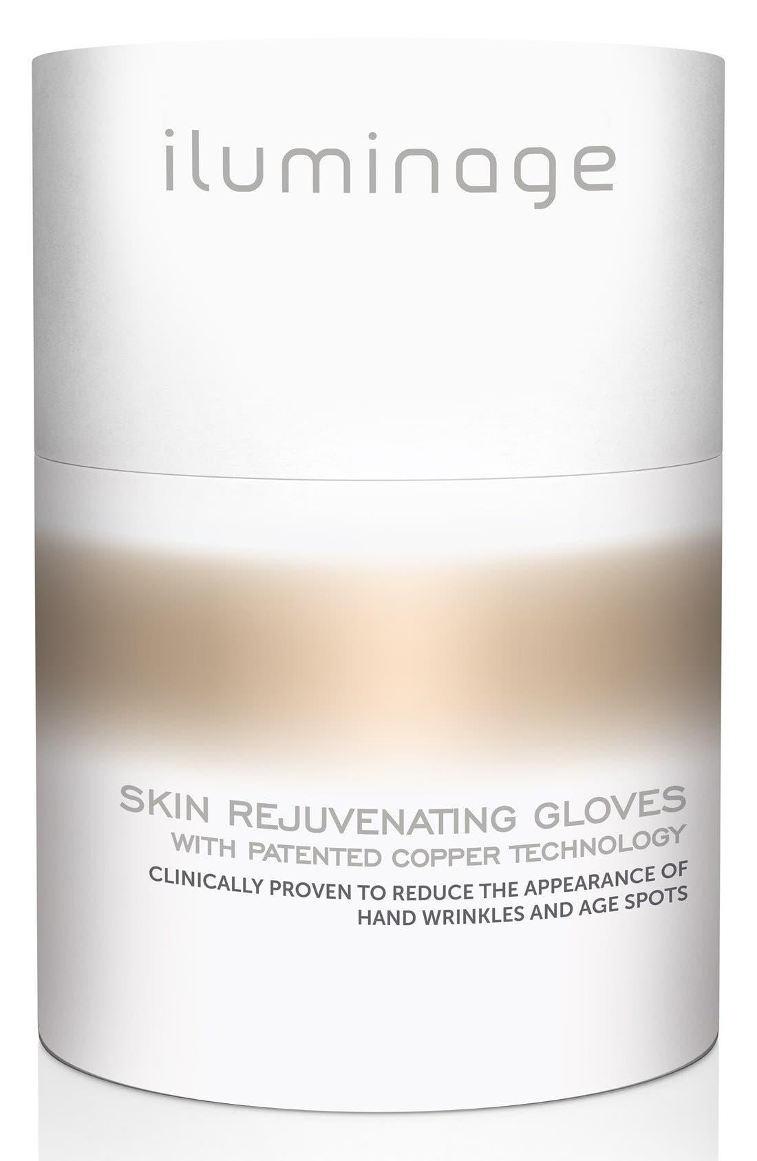 Skin Rejuvenating Gloves,                             Alternate thumbnail 2, color,                             000
