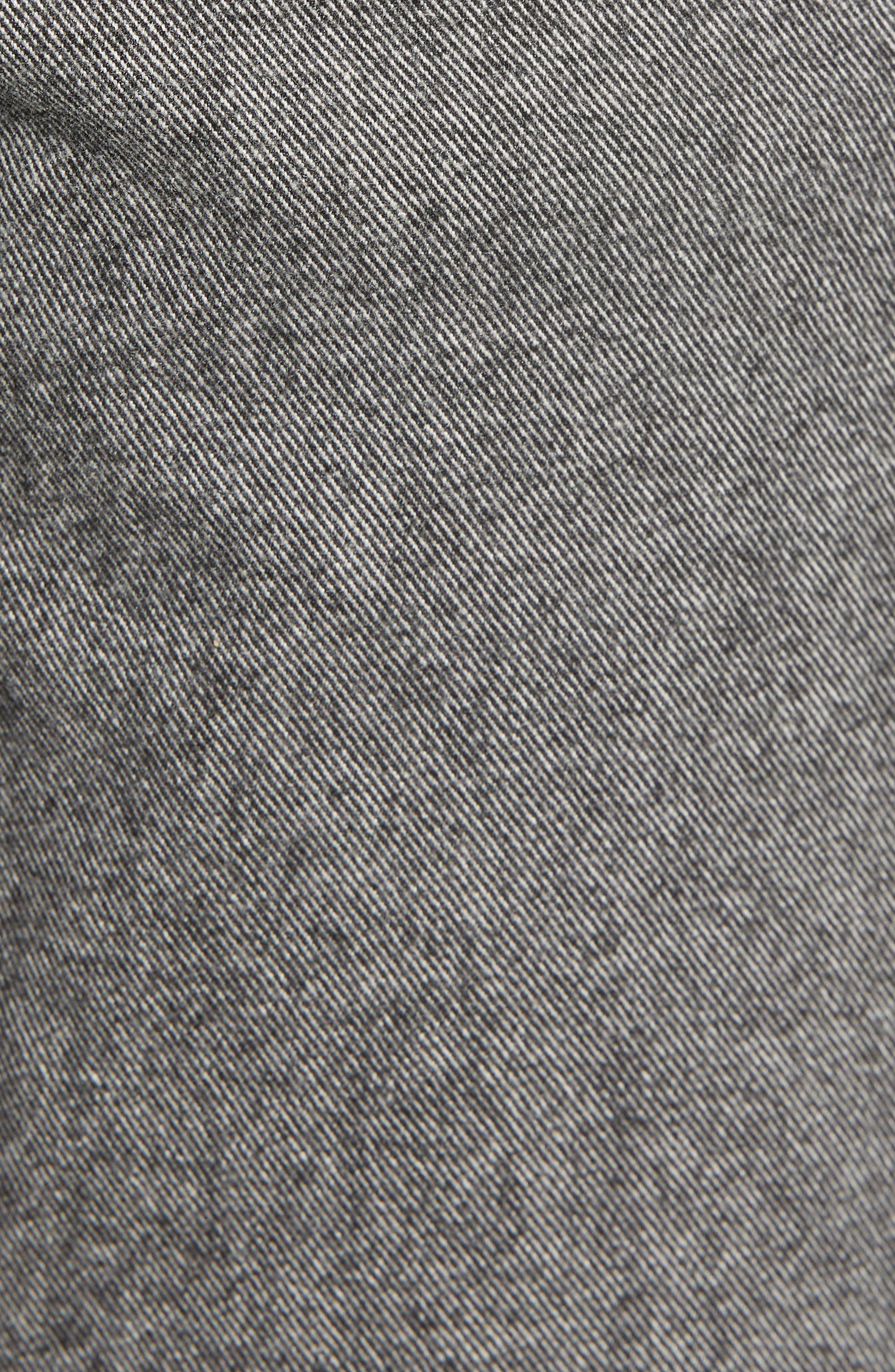 Tyler Slim Fit Jeans,                             Alternate thumbnail 5, color,                             ELECTUS MELANGE