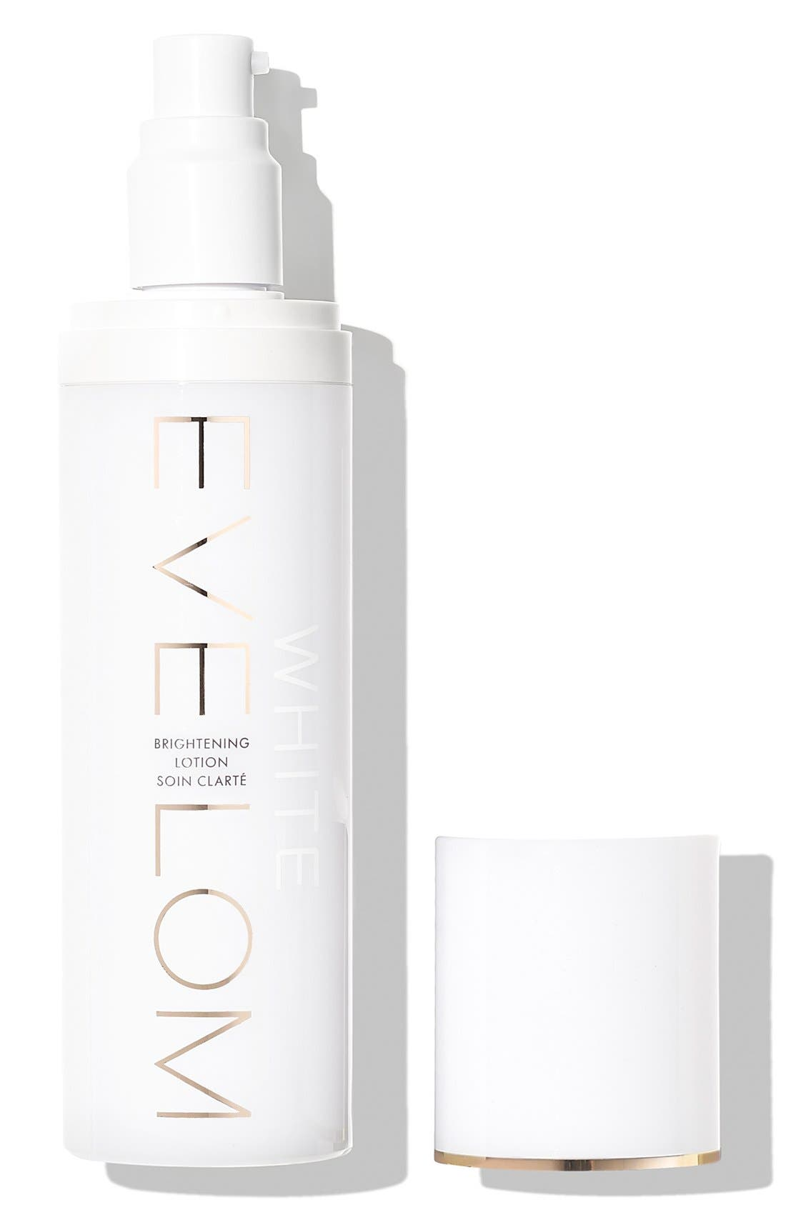 SPACE.NK.apothecary EVE LOM White Brightening Lotion,                             Alternate thumbnail 3, color,                             NO COLOR