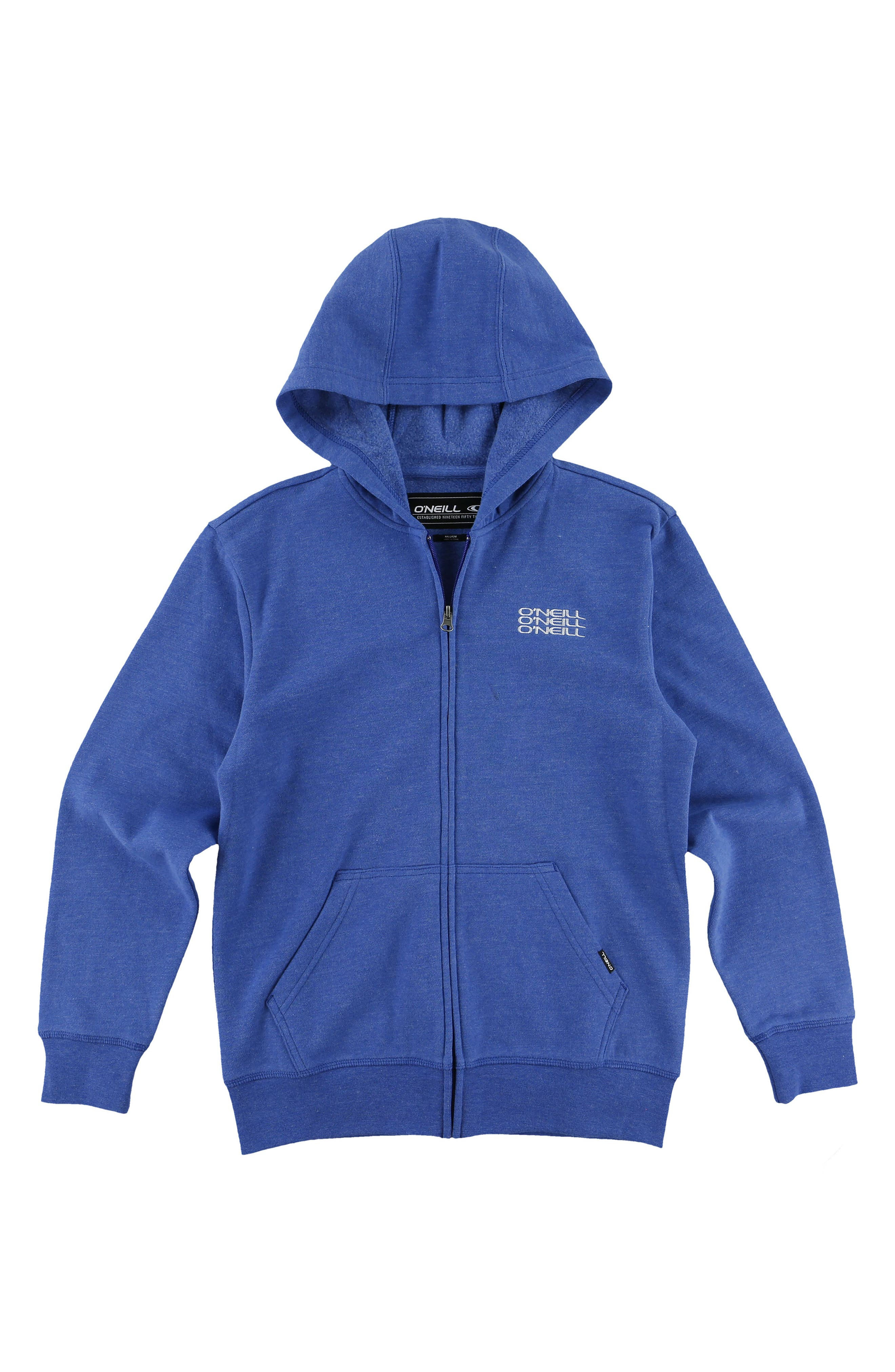 O'NEILL,                             Triple Stack Zip Hoodie,                             Alternate thumbnail 2, color,                             472