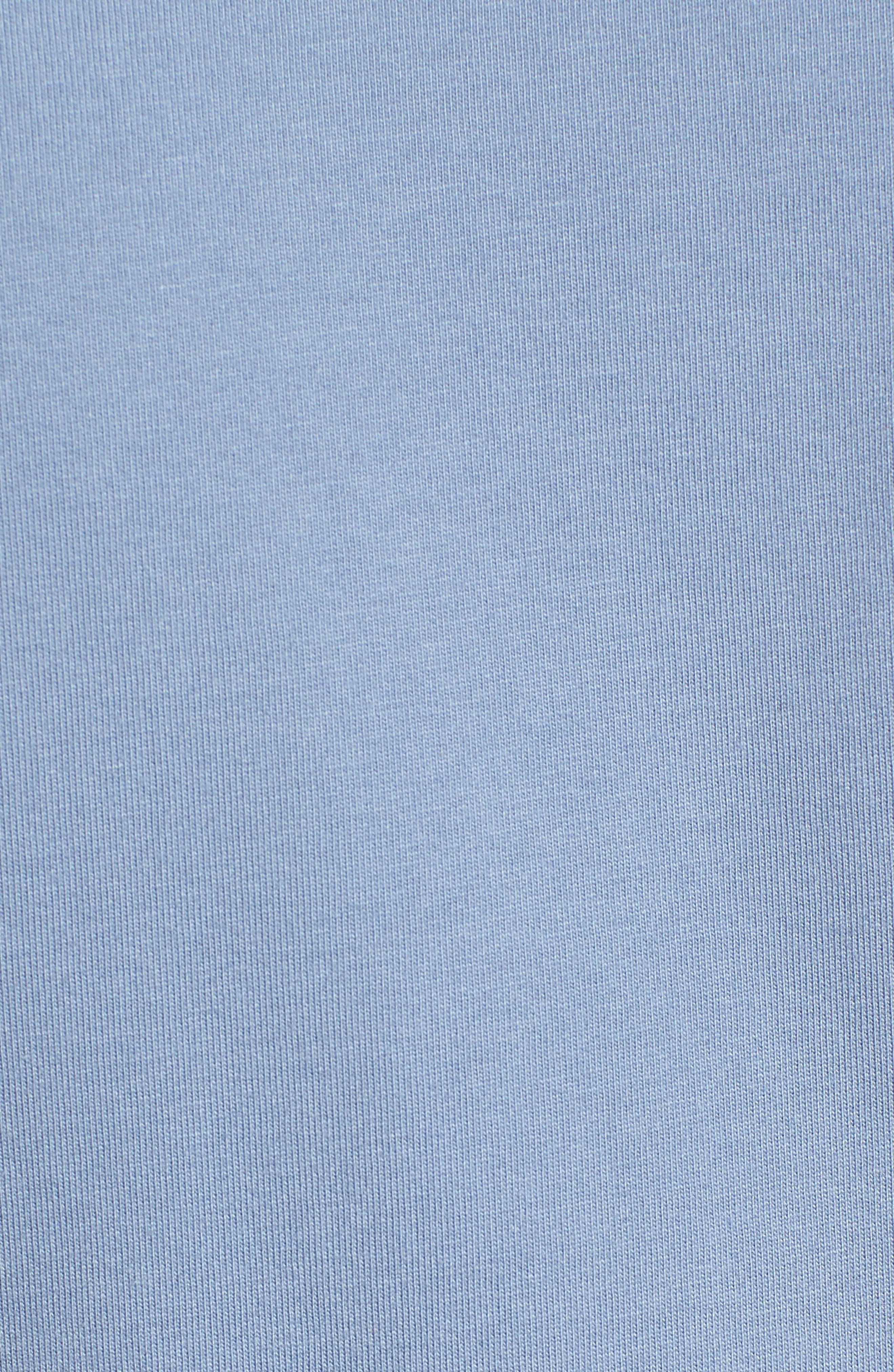 Vampire Whale Pocket T-Shirt,                             Alternate thumbnail 5, color,                             400