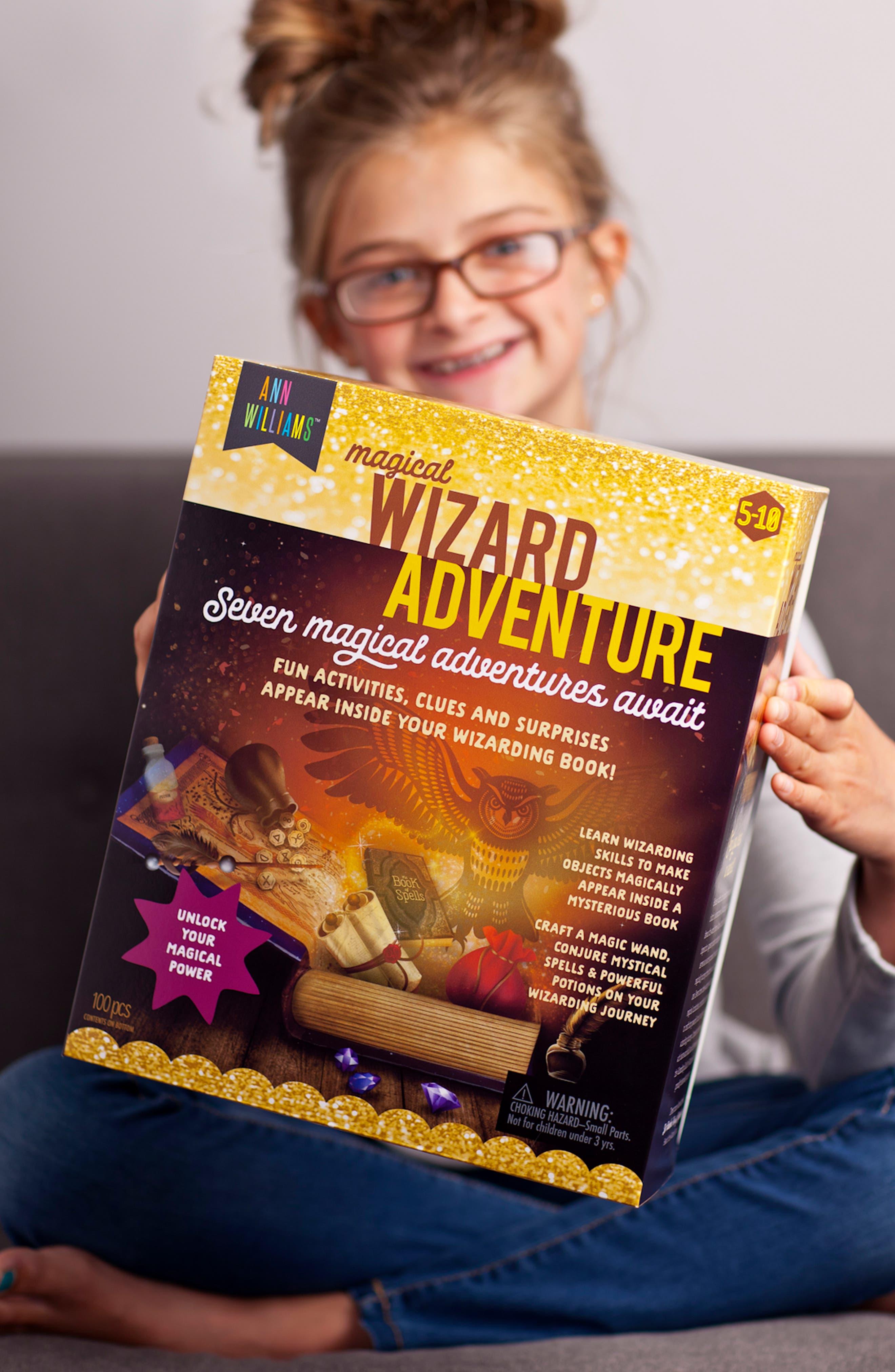 Magical Wizard Adventure Kit,                             Alternate thumbnail 4, color,                             MULTI