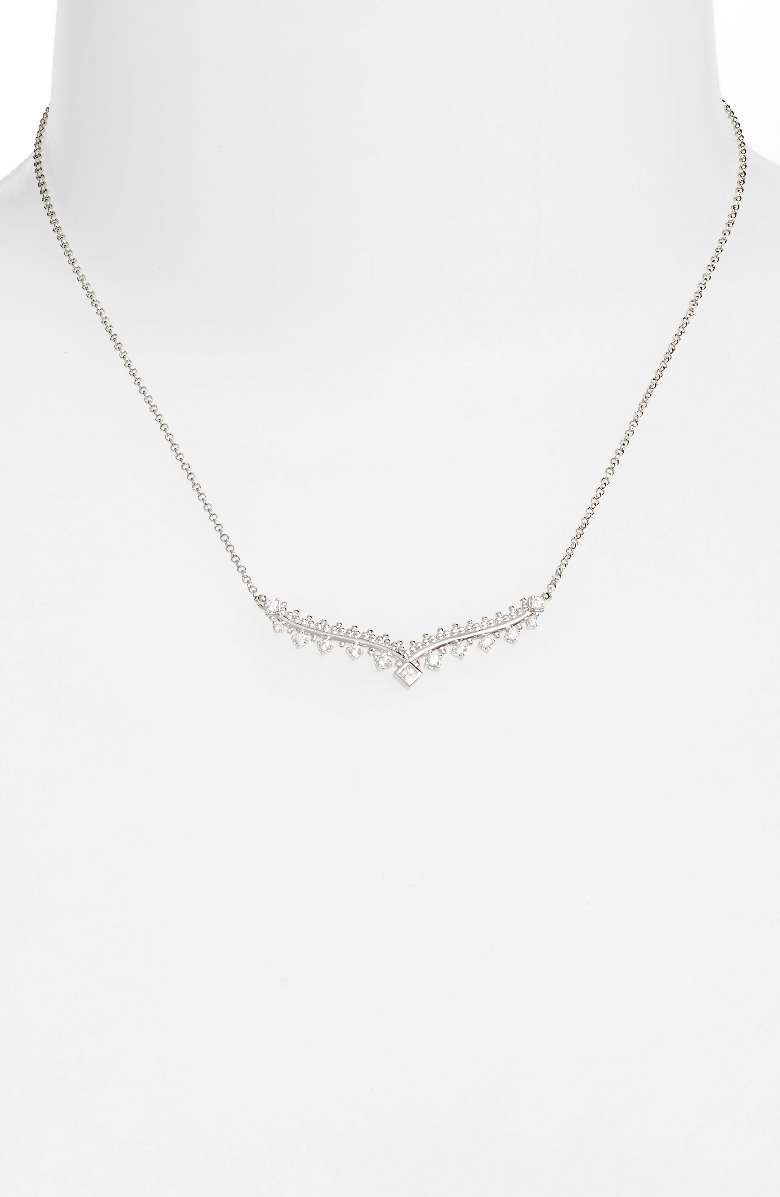 Vern Frontal Necklace,                             Alternate thumbnail 2, color,                             040