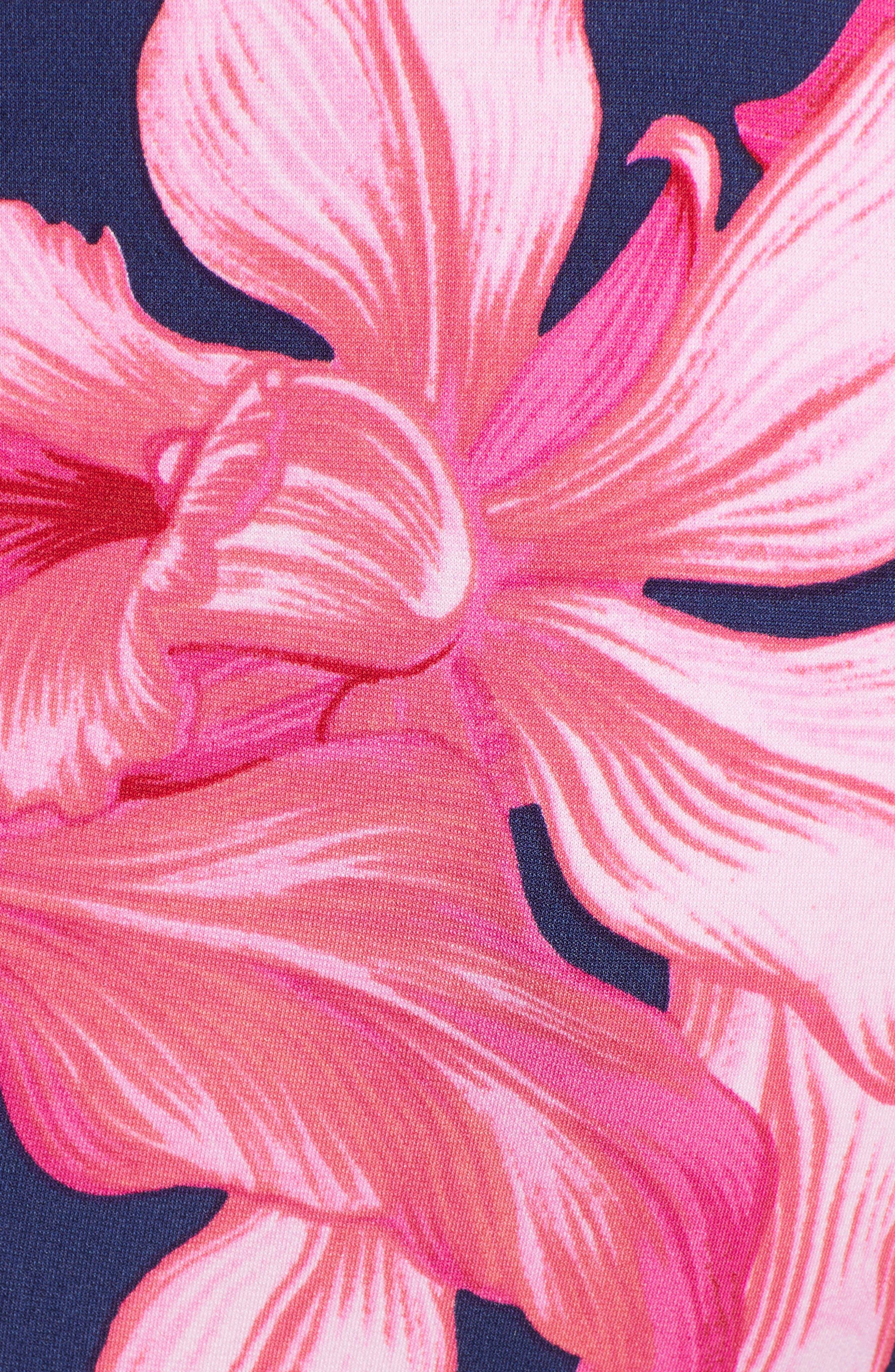 Orchid Rua Maxi Dress,                             Alternate thumbnail 6, color,                             ISLAND NAVY