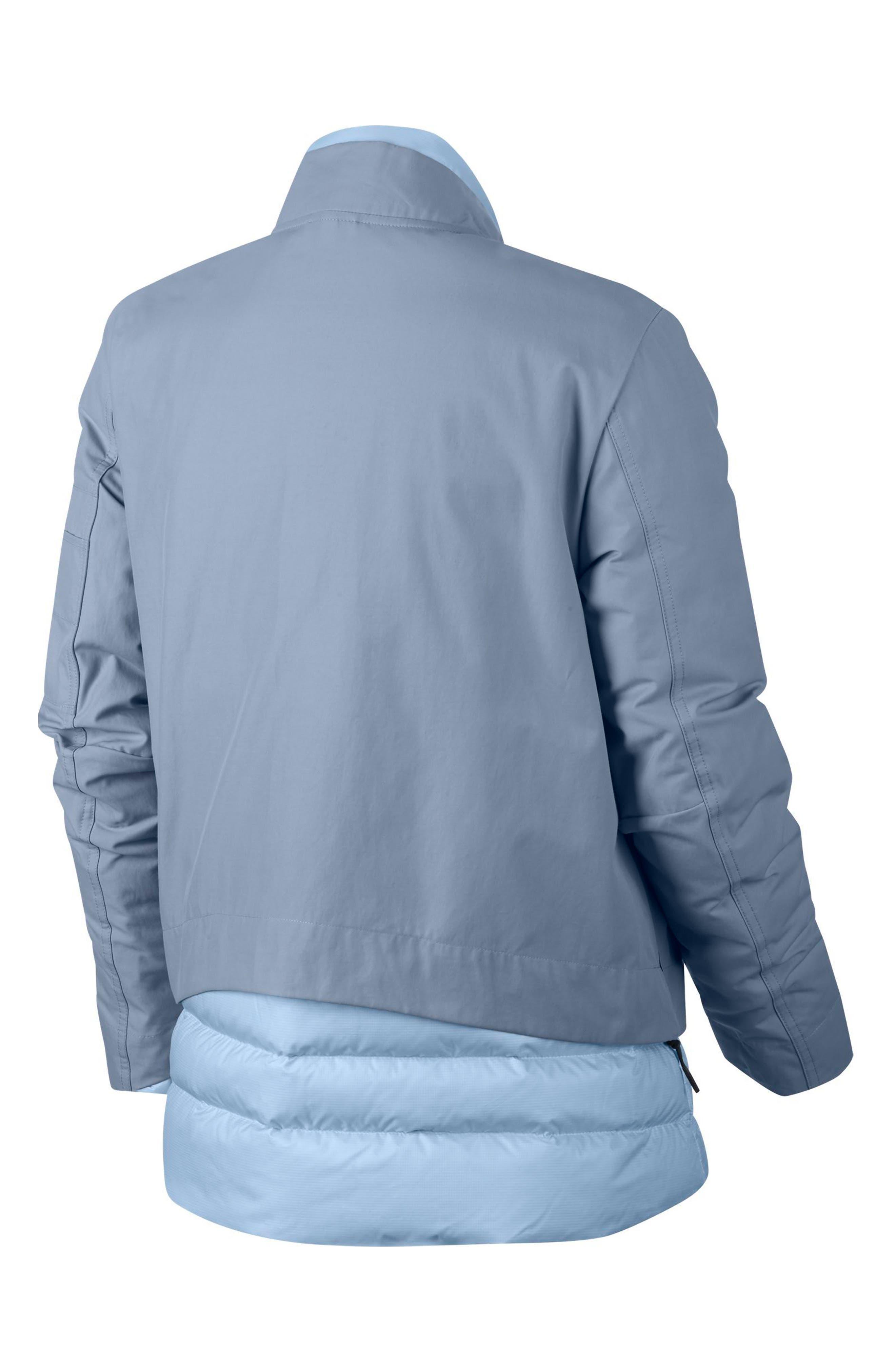 Sportswear AeroLoft 3-in-1 Down Jacket,                             Alternate thumbnail 4, color,