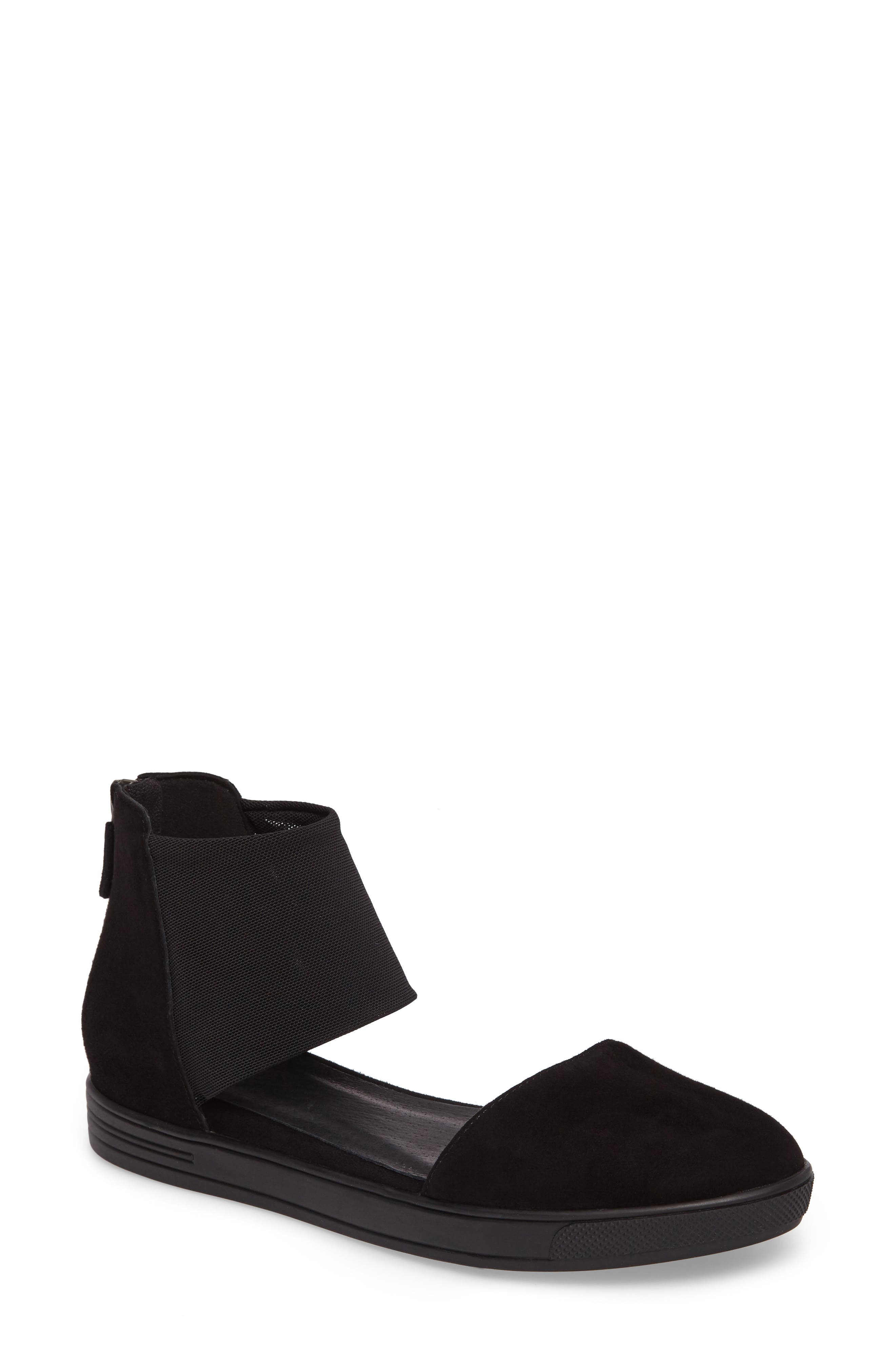 Powell Ankle Cuff Sandal,                             Main thumbnail 1, color,                             001