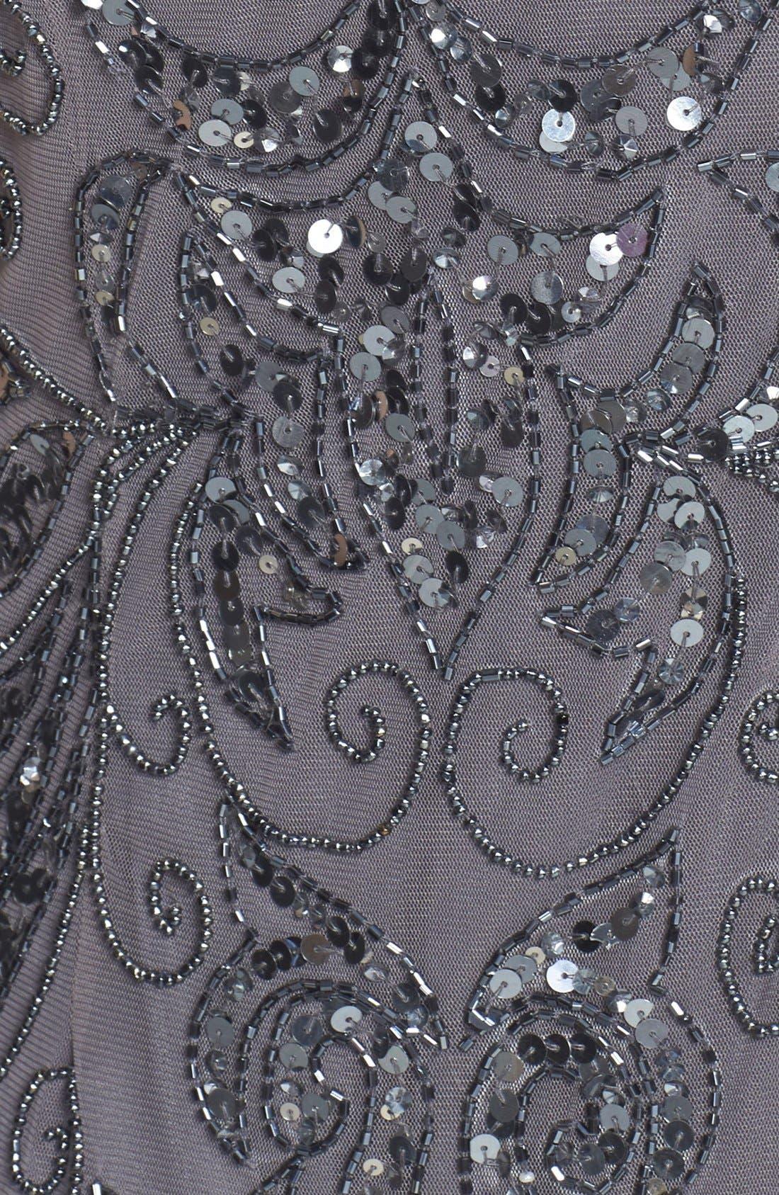 Mermaid Gown,                             Alternate thumbnail 17, color,