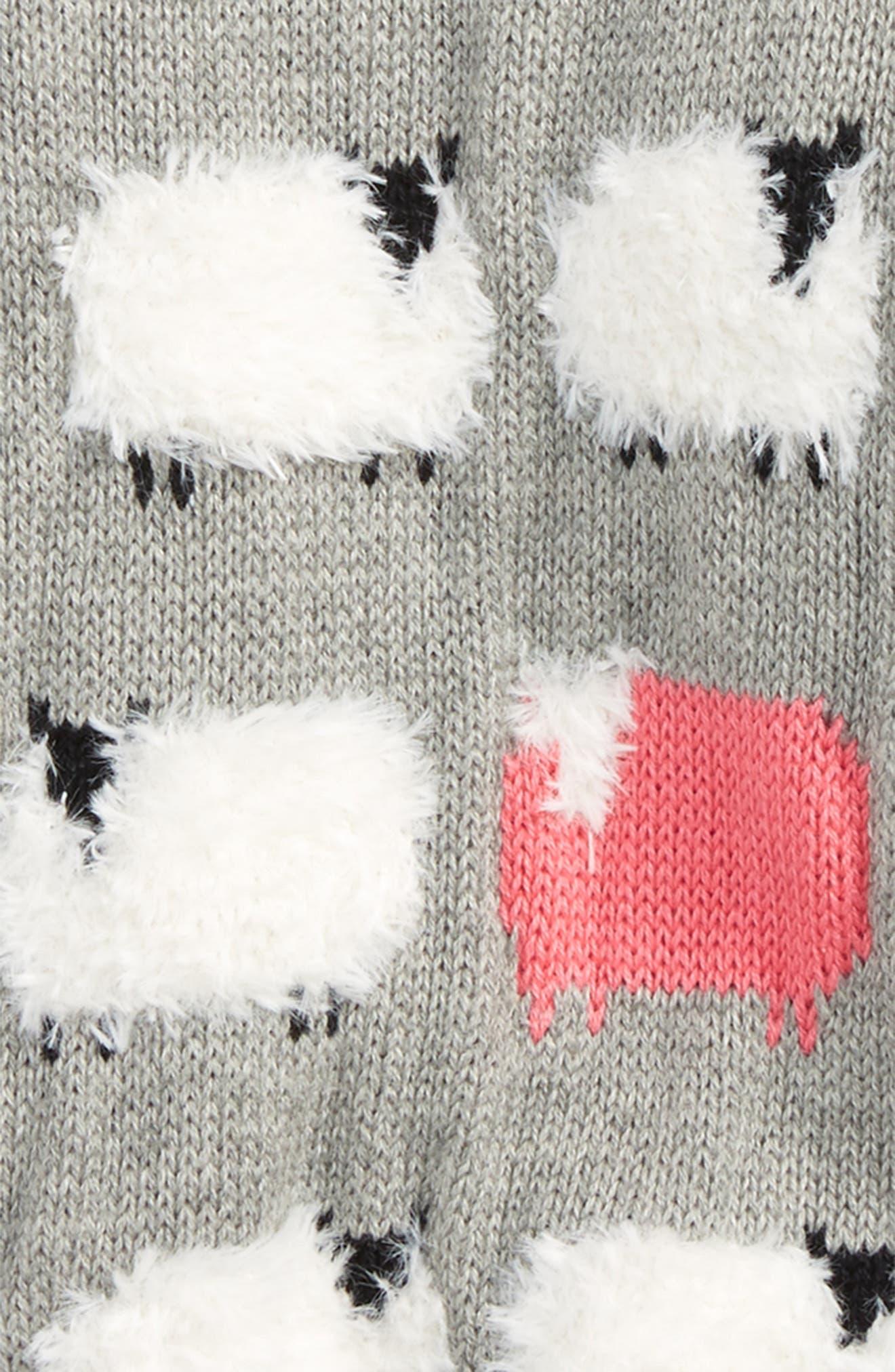 Intarsia Knit Sweater,                             Alternate thumbnail 2, color,                             030