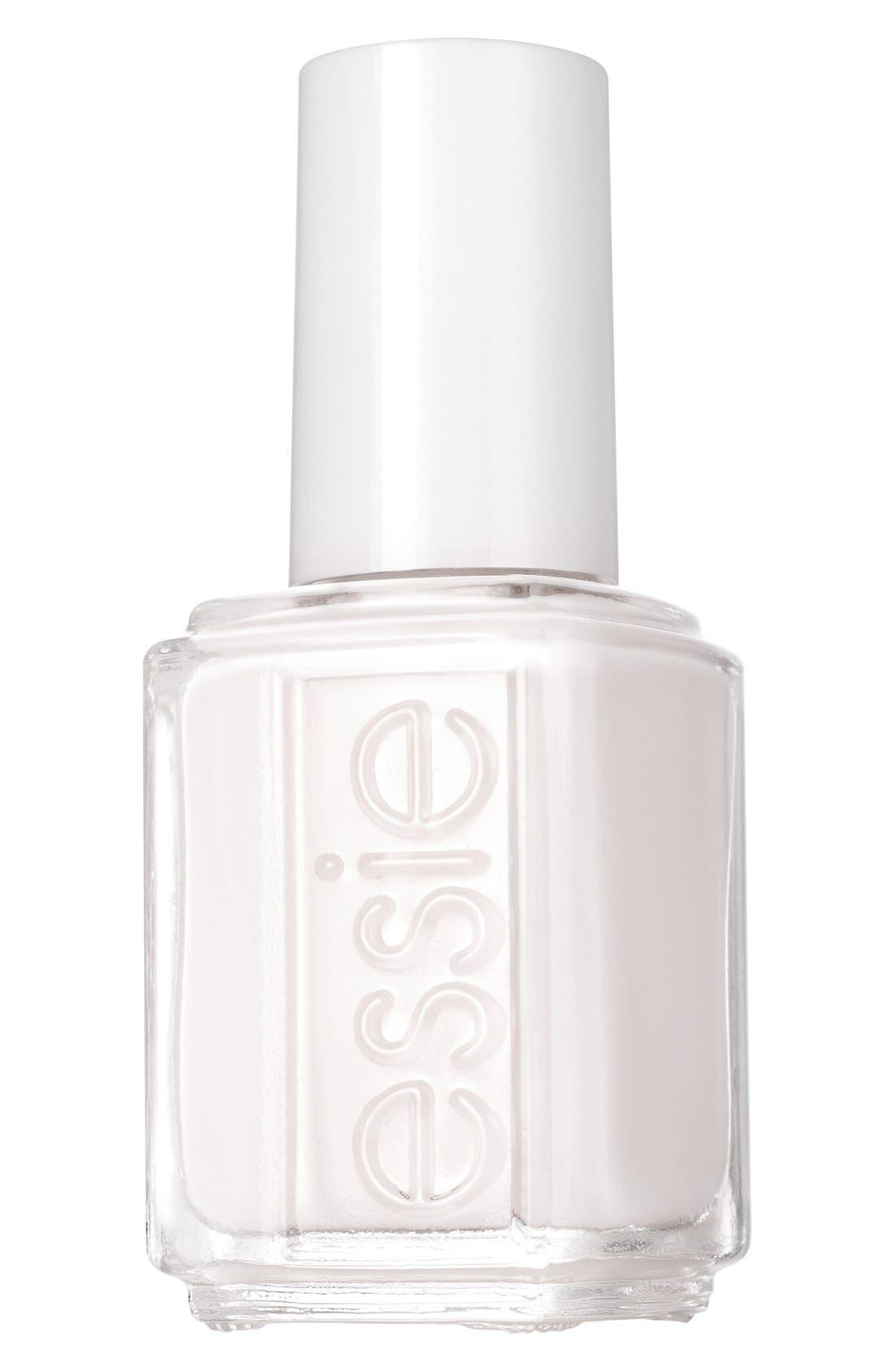 Cream Nail Polish,                             Main thumbnail 22, color,