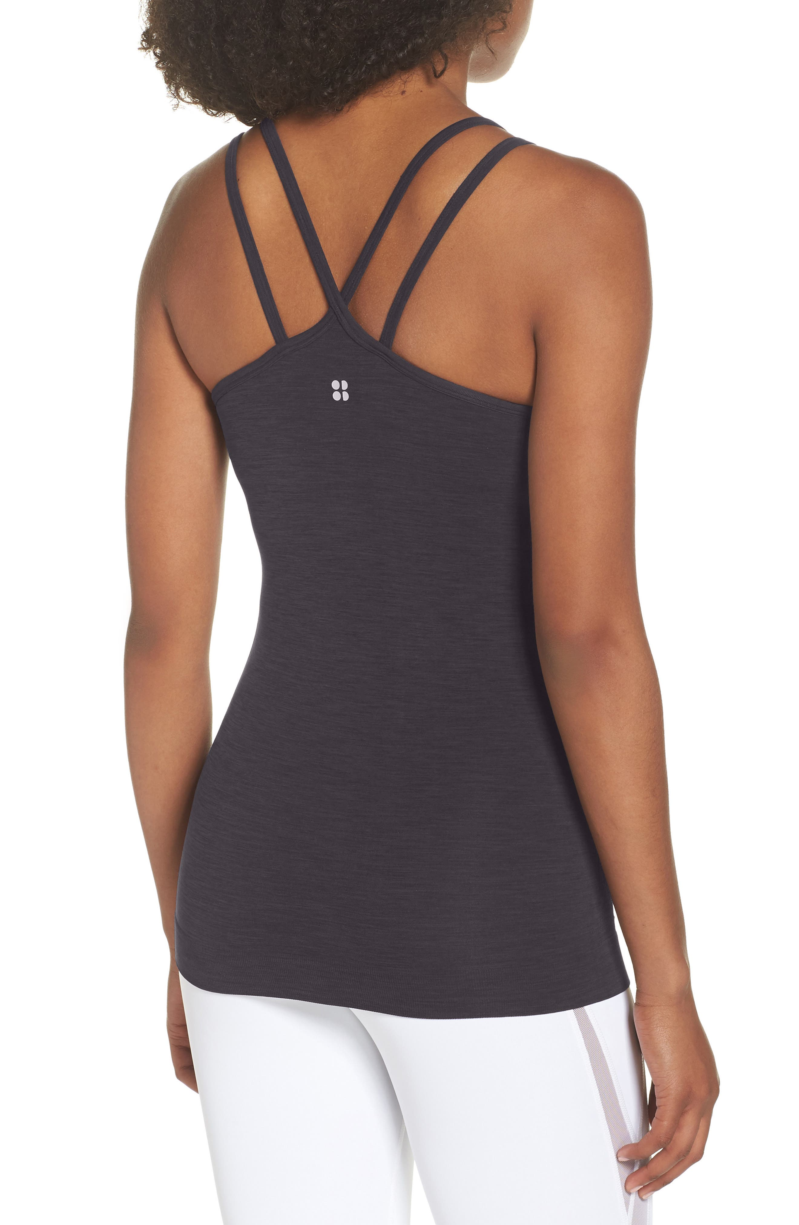 Namaska Yoga Tank,                             Alternate thumbnail 3, color,