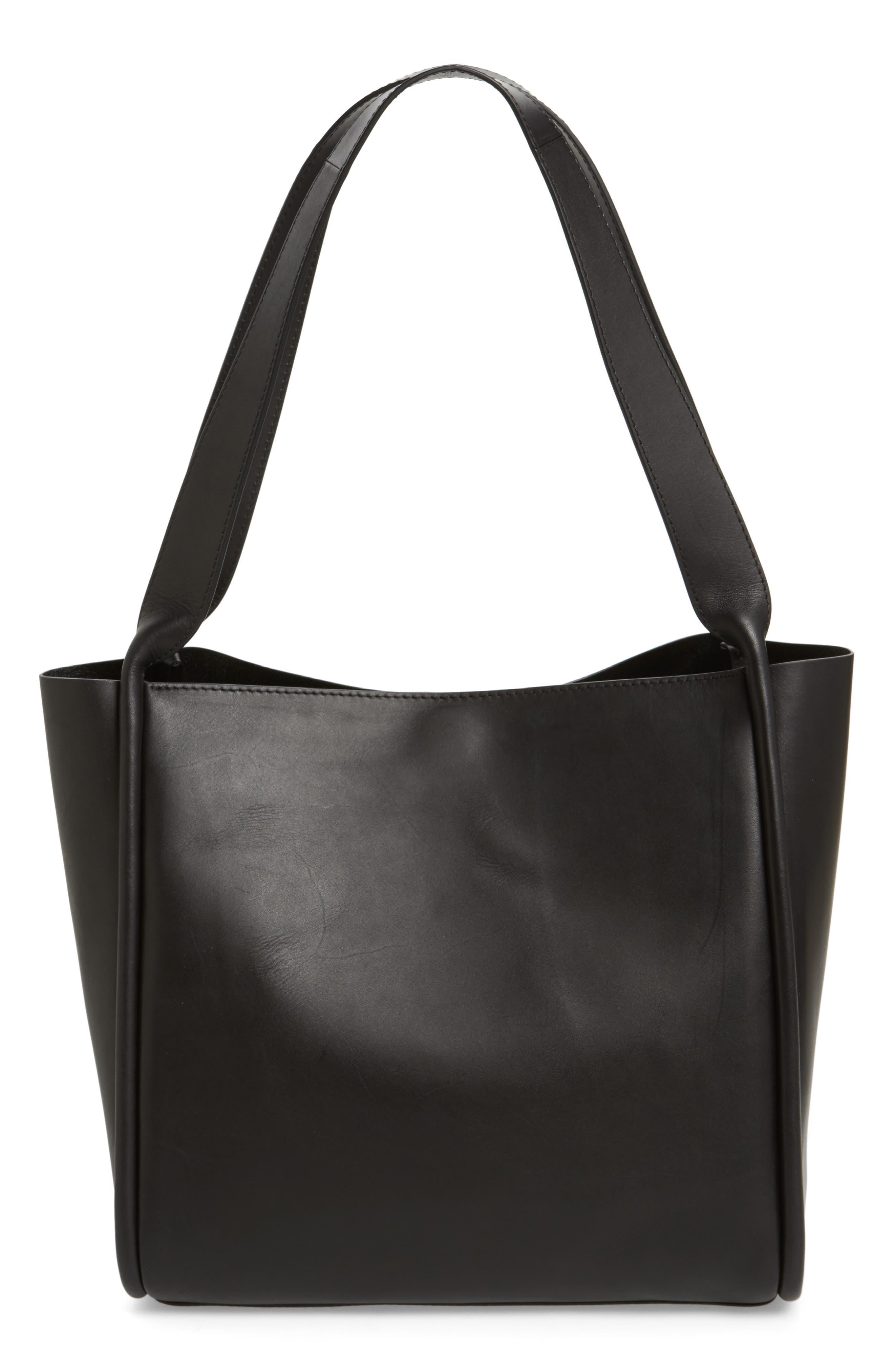 Karalie Shoulder Bag,                             Alternate thumbnail 3, color,                             001