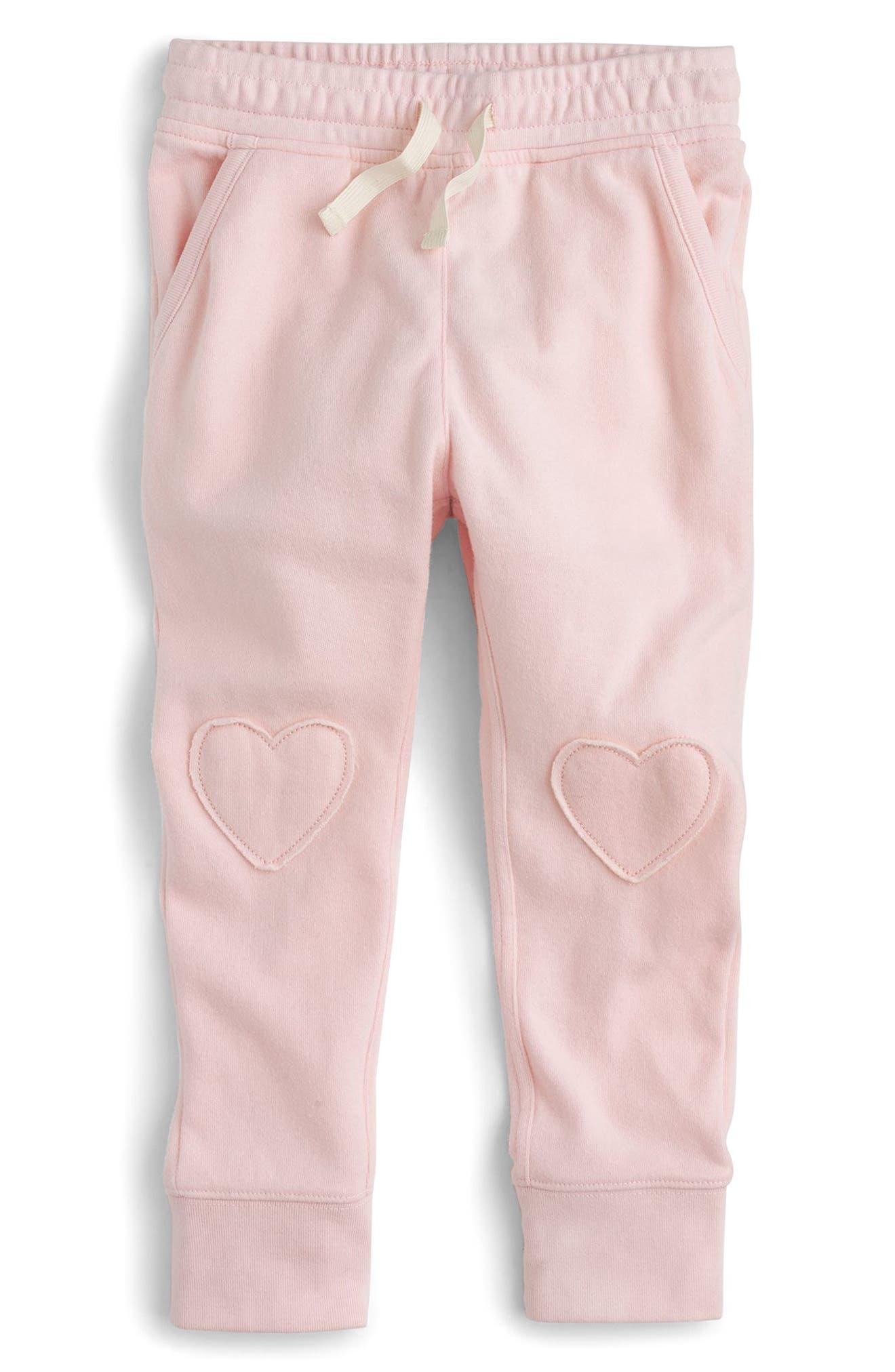 Heart Knee Sweatpants,                         Main,                         color,