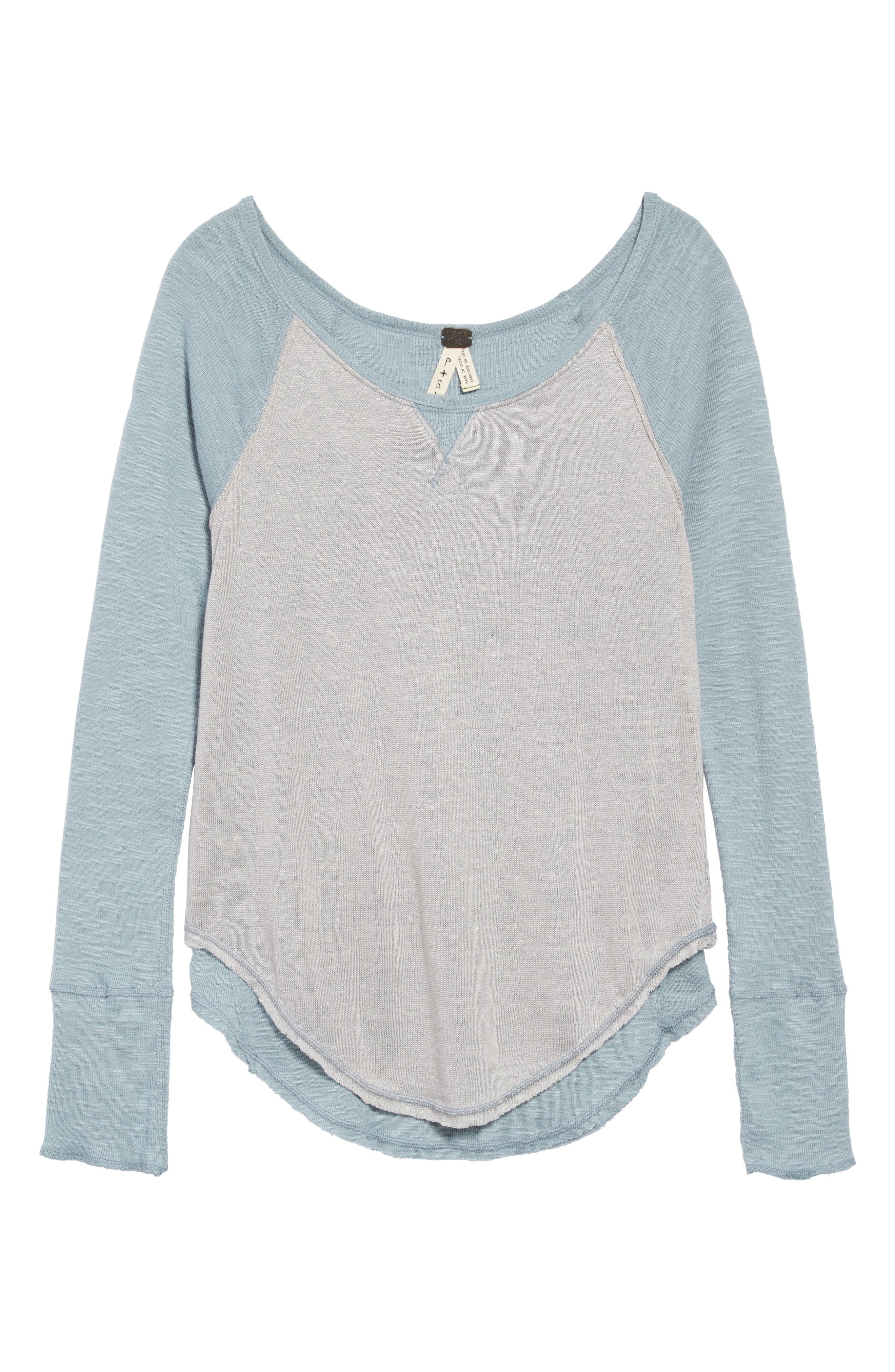 We the Free by Free People Friday Feelin Tee,                             Alternate thumbnail 11, color,