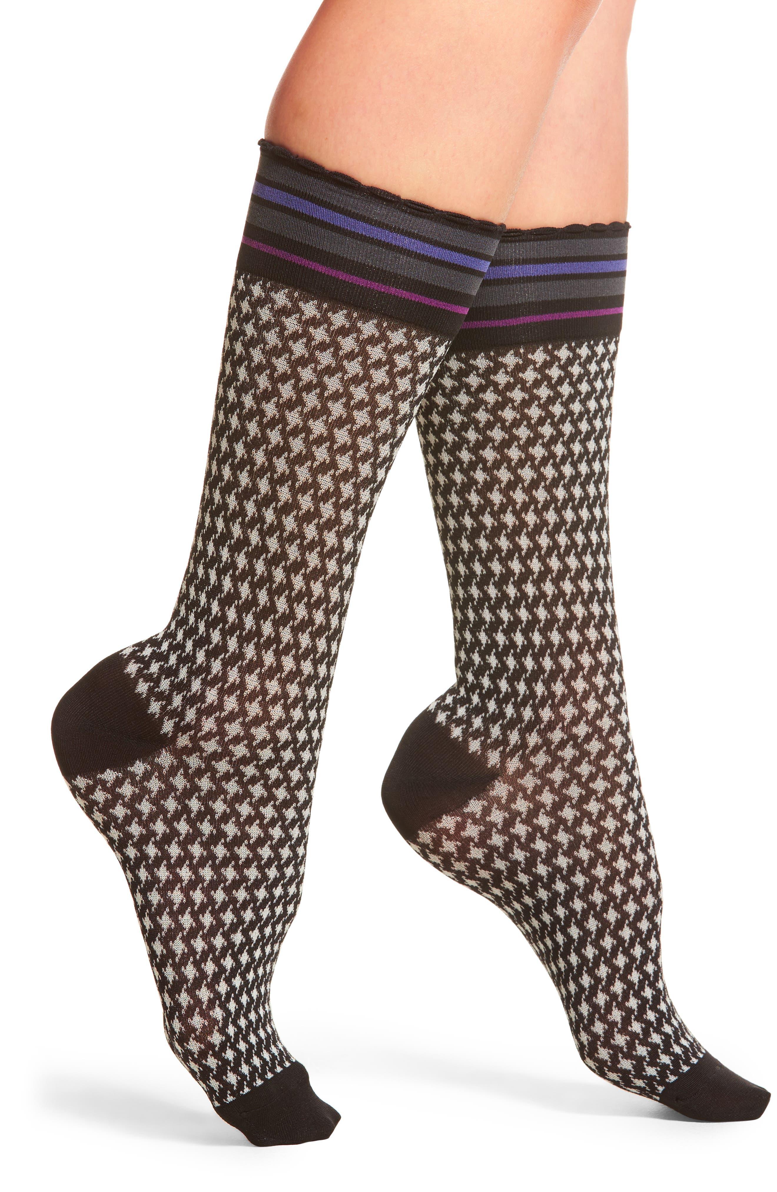 Ultrasmooth Socks,                             Main thumbnail 1, color,                             005