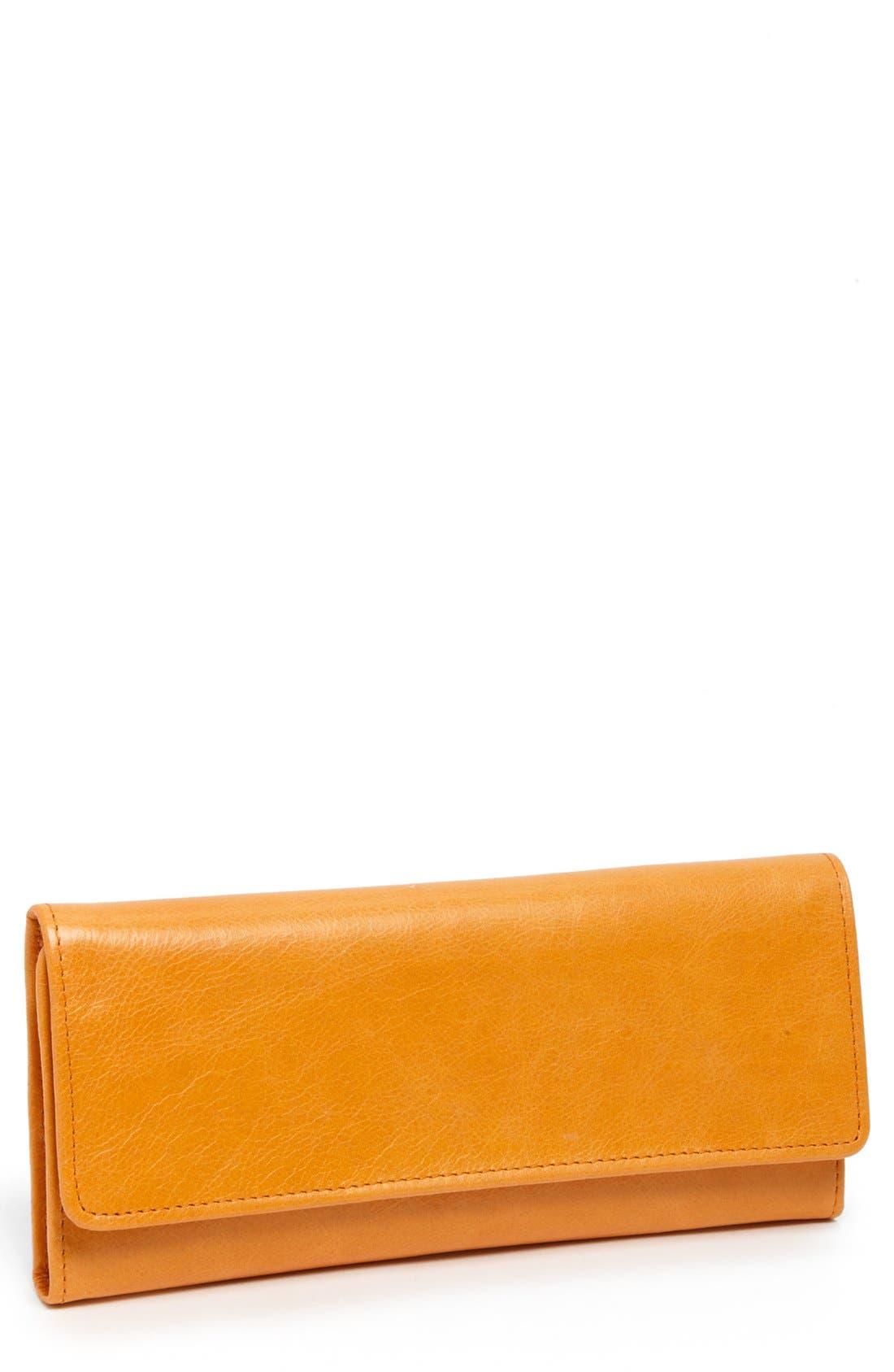 'Sadie' Leather Wallet,                             Main thumbnail 67, color,