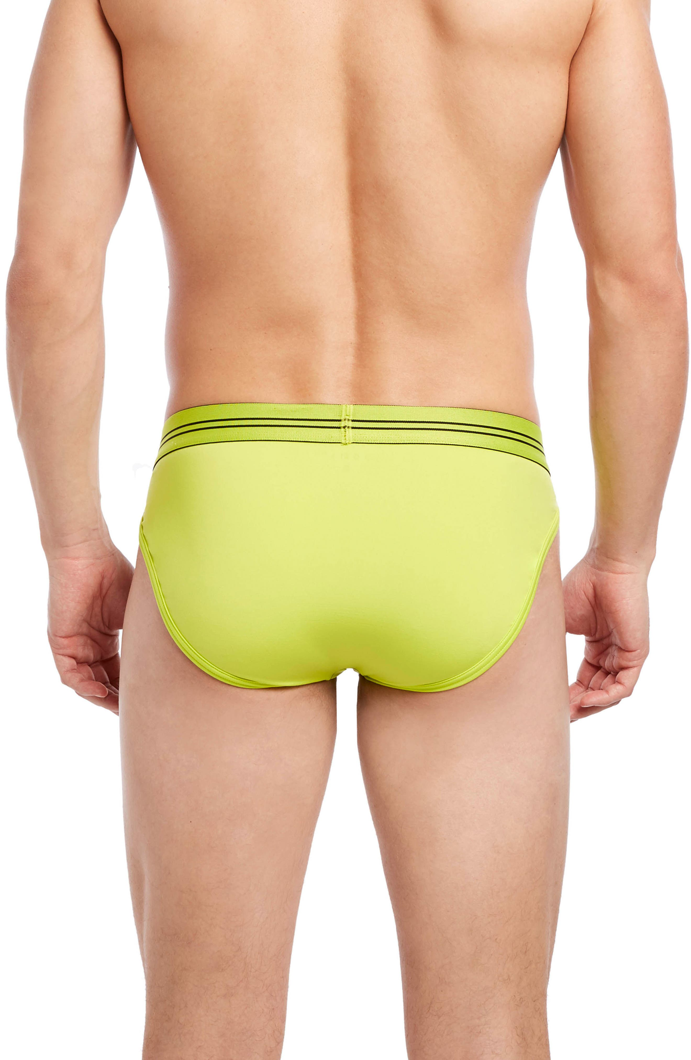 Sport Mesh Brief,                             Alternate thumbnail 6, color,