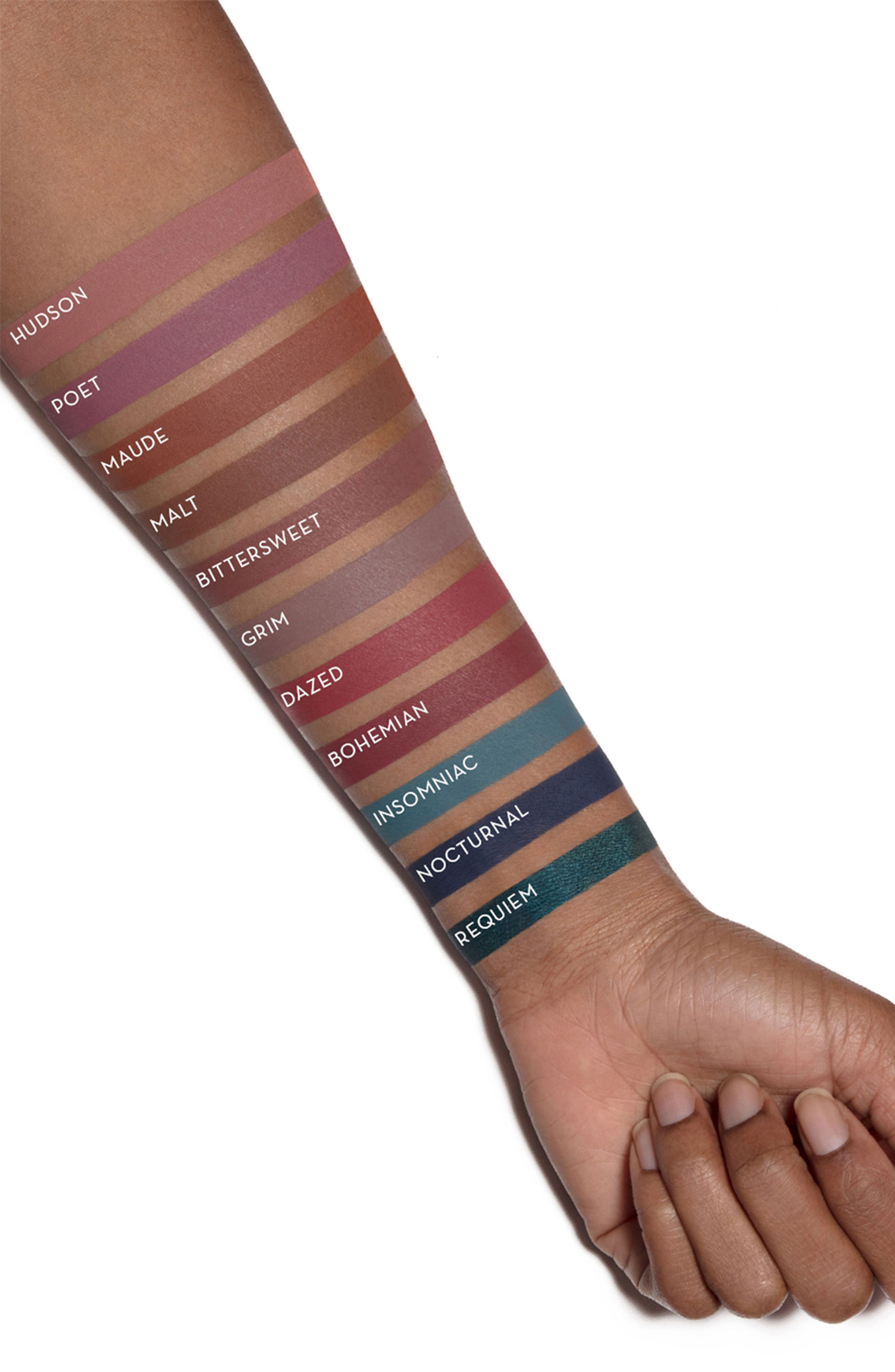 Liquid Lipstick,                             Alternate thumbnail 4, color,                             SEPIA