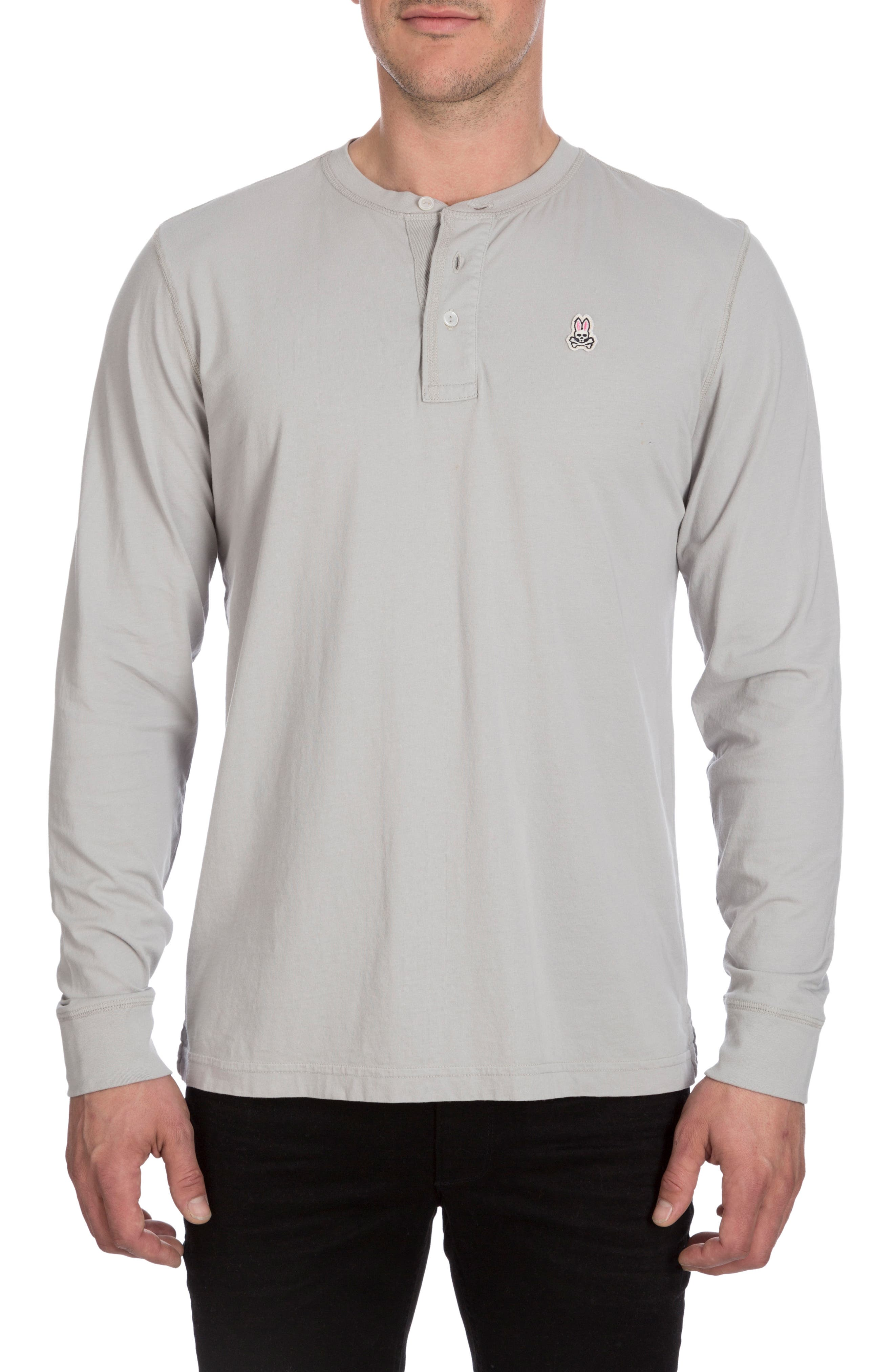 Biltmore Henley T-Shirt,                             Main thumbnail 1, color,                             050