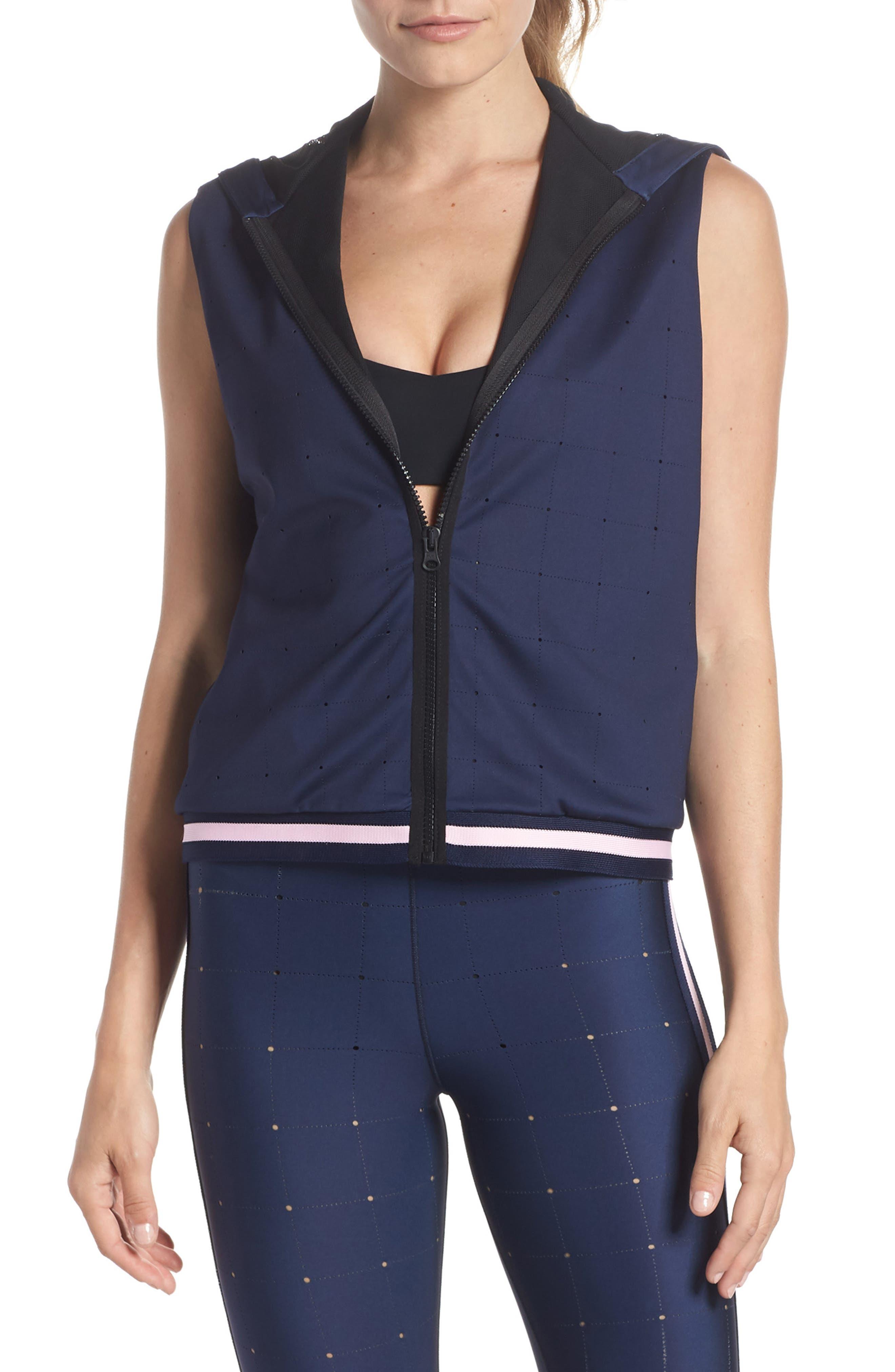 Flux Quiltline Vest,                         Main,                         color, 404