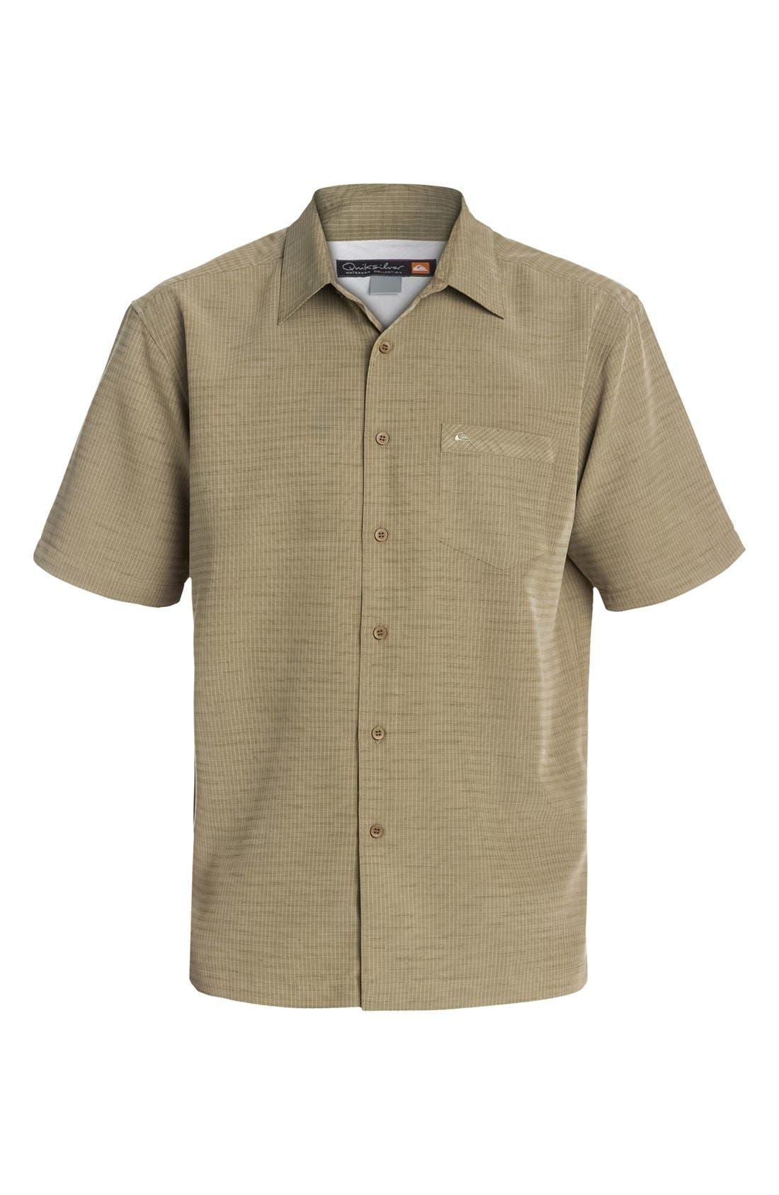 'Centinela 4' Short Sleeve Sport Shirt,                             Main thumbnail 9, color,