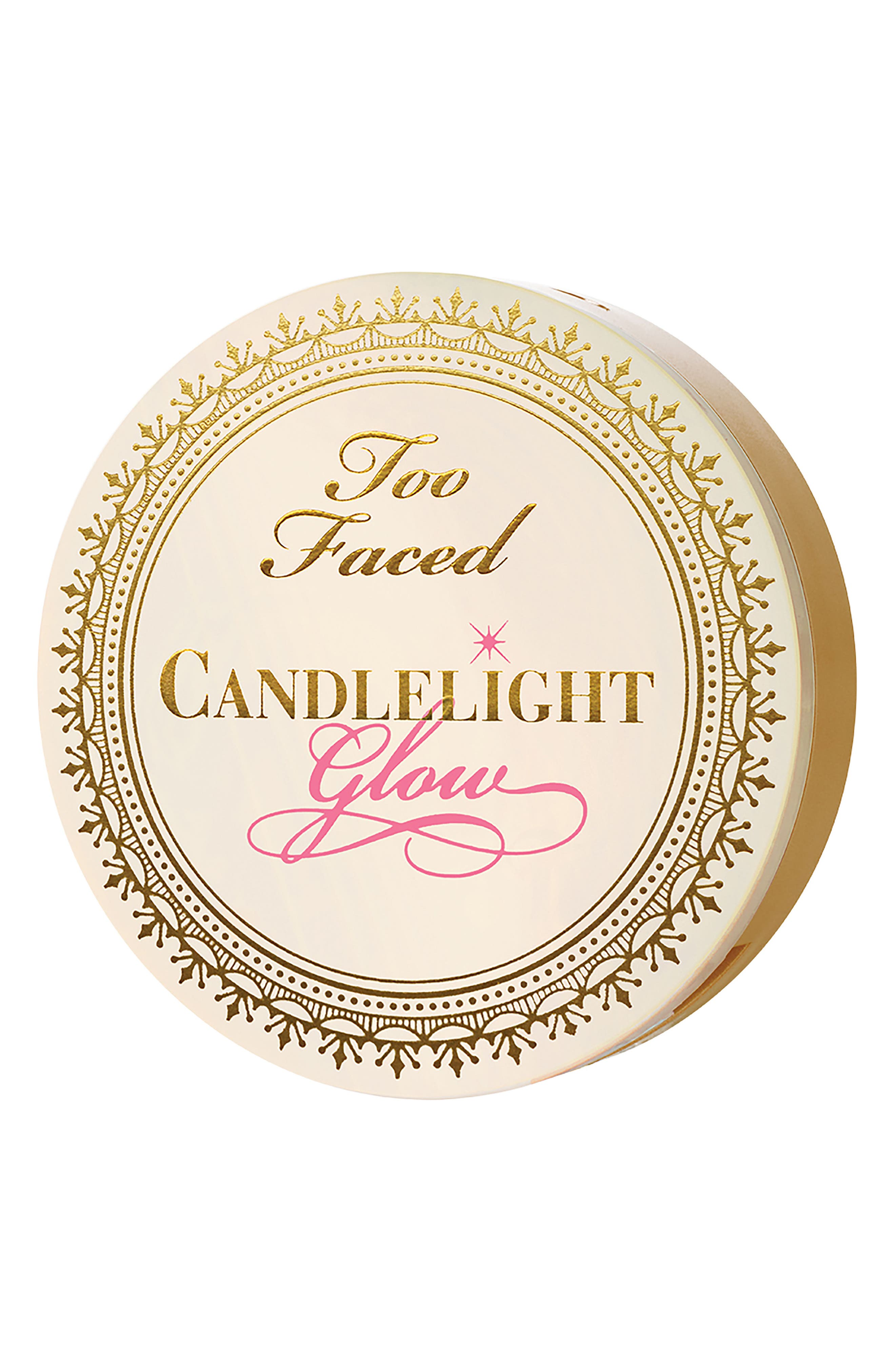 Candlelight Glow Powder,                             Alternate thumbnail 4, color,                             ROSY GLOW