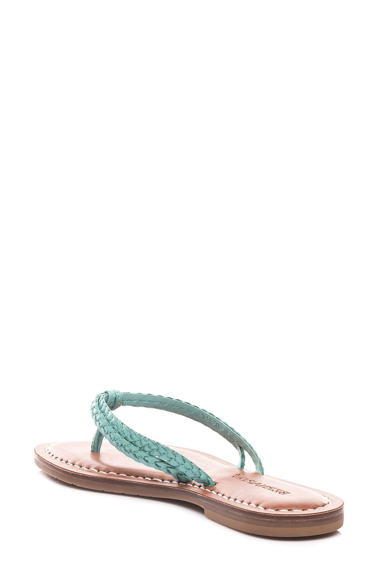 Bernardo Greta Braided Strap Sandal,                             Alternate thumbnail 10, color,