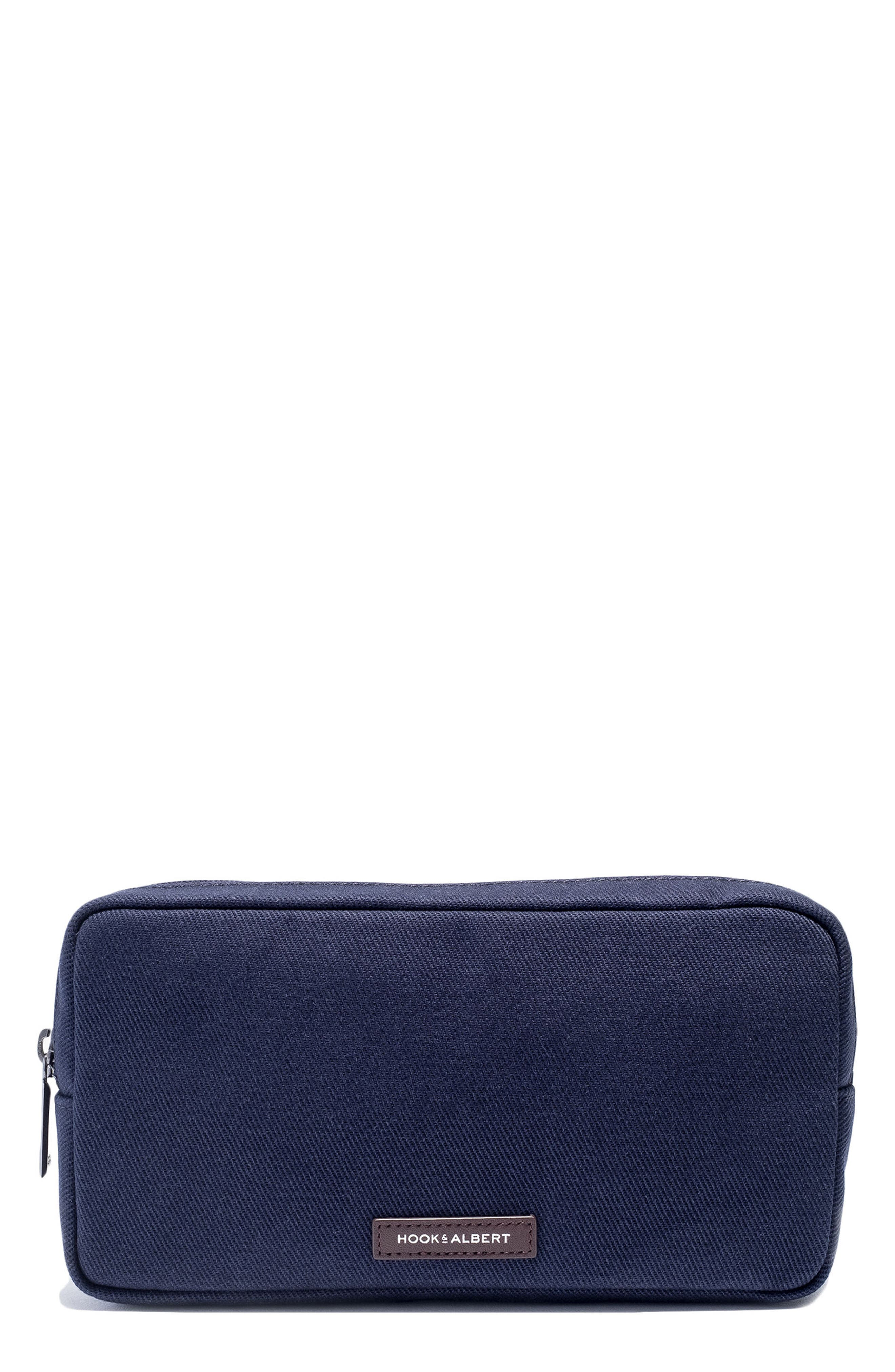 Hideaway Dopp Kit,                             Main thumbnail 1, color,                             NAVY