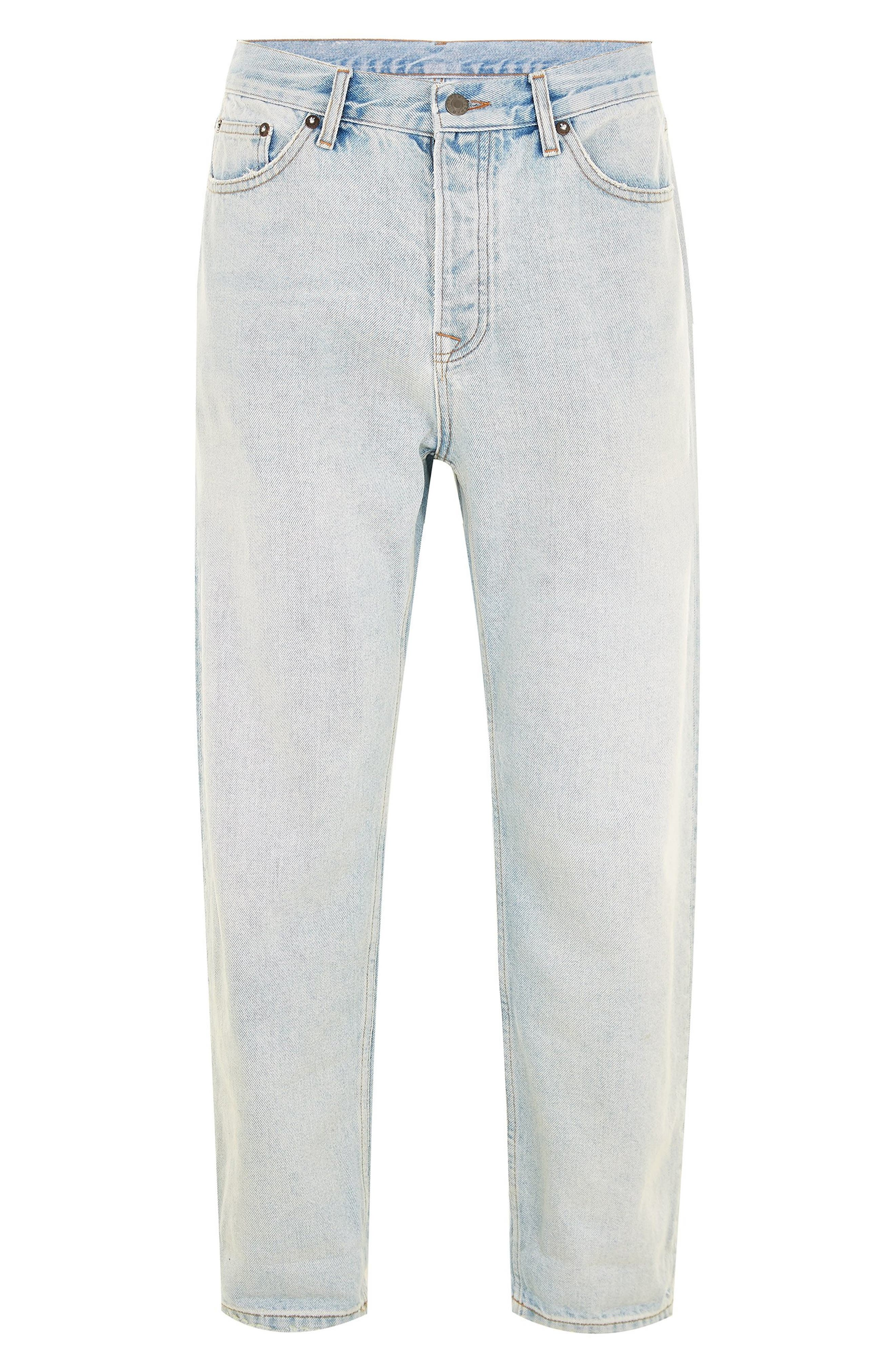 Original Fit Jeans,                             Alternate thumbnail 4, color,                             BLUE