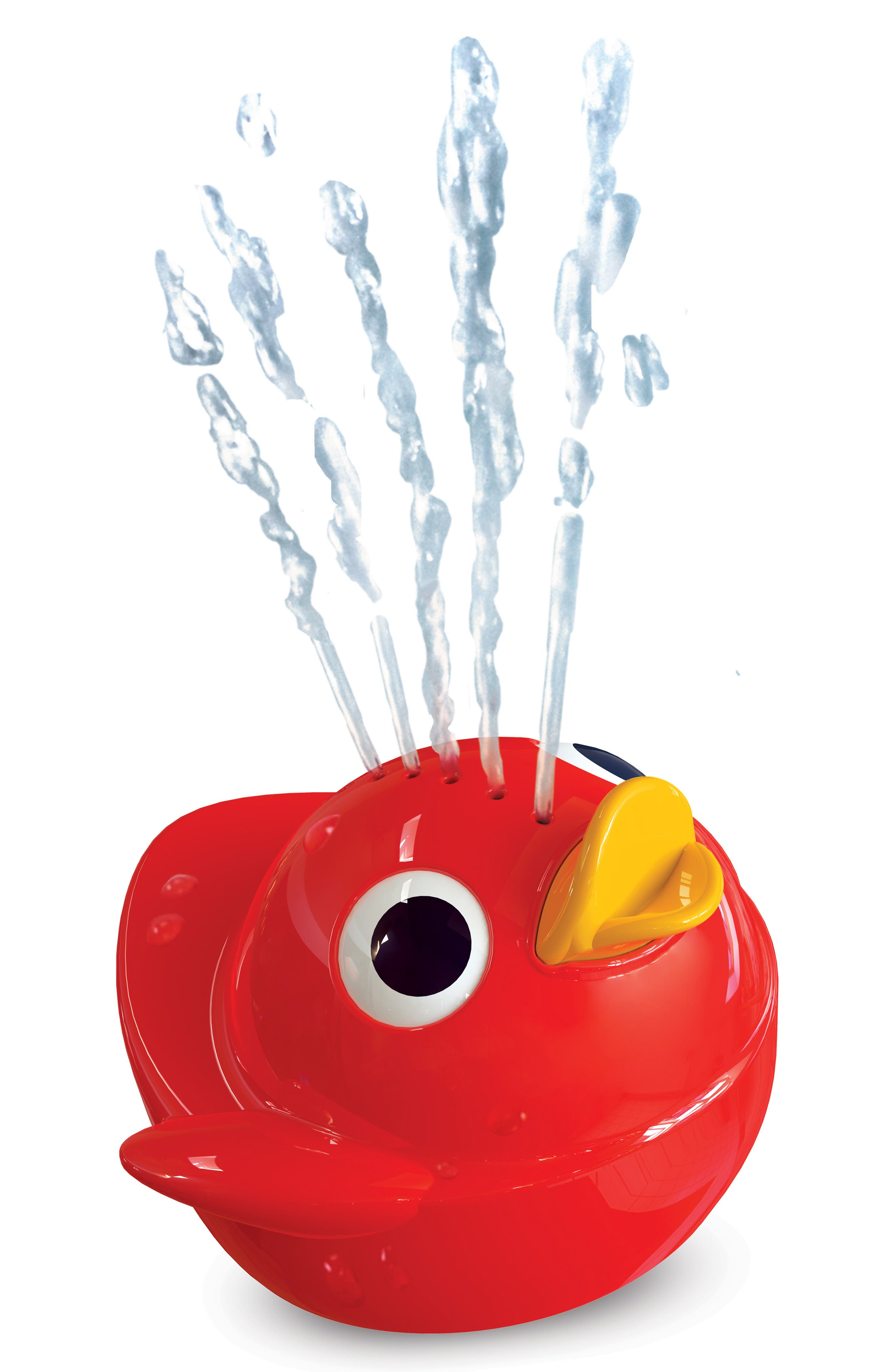 Musical Duck Race Bath Toy,                             Alternate thumbnail 6, color,                             RED