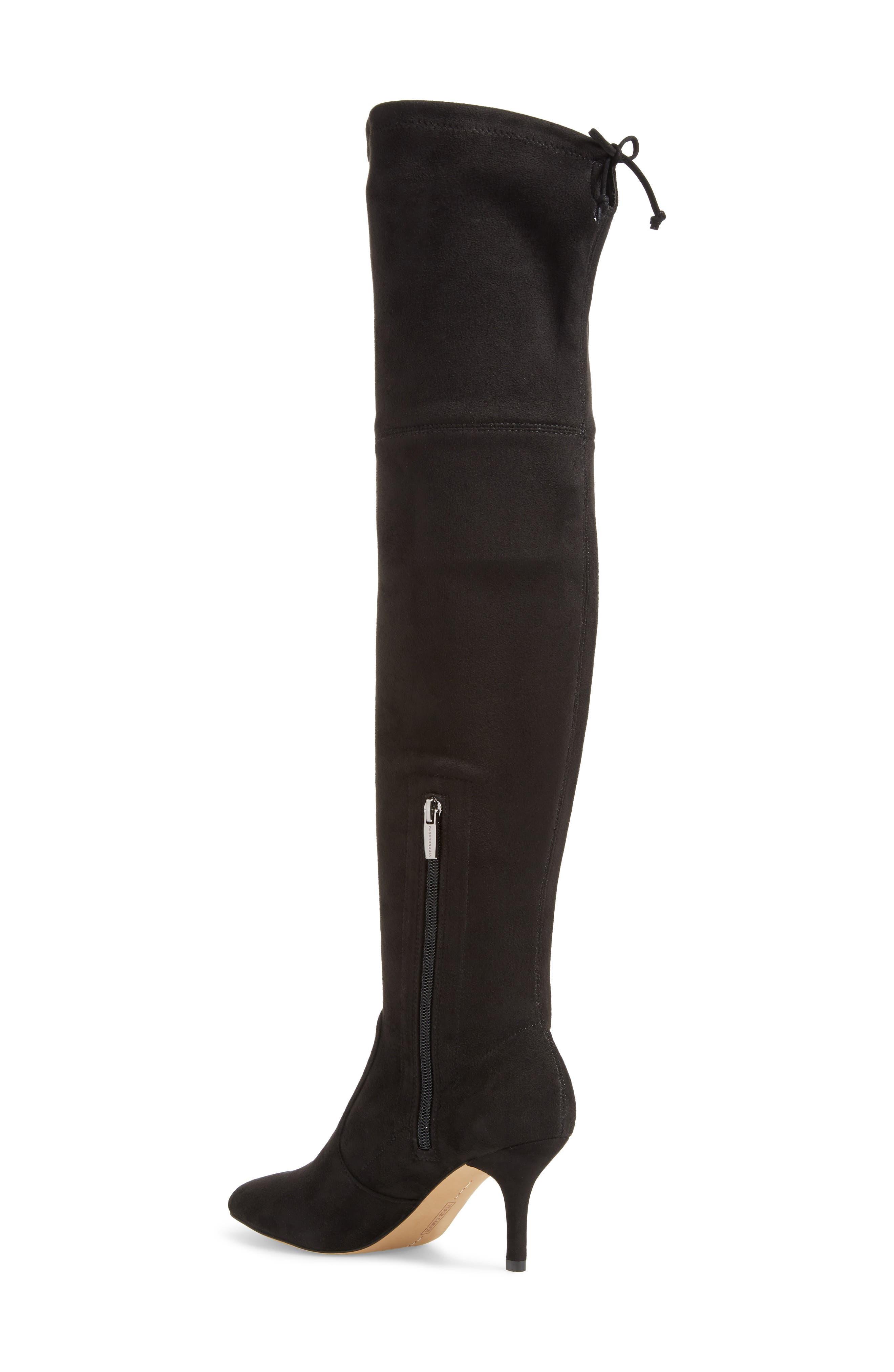 VINCE CAMUTO,                             Ashlina Over the Knee Boot,                             Alternate thumbnail 2, color,                             001