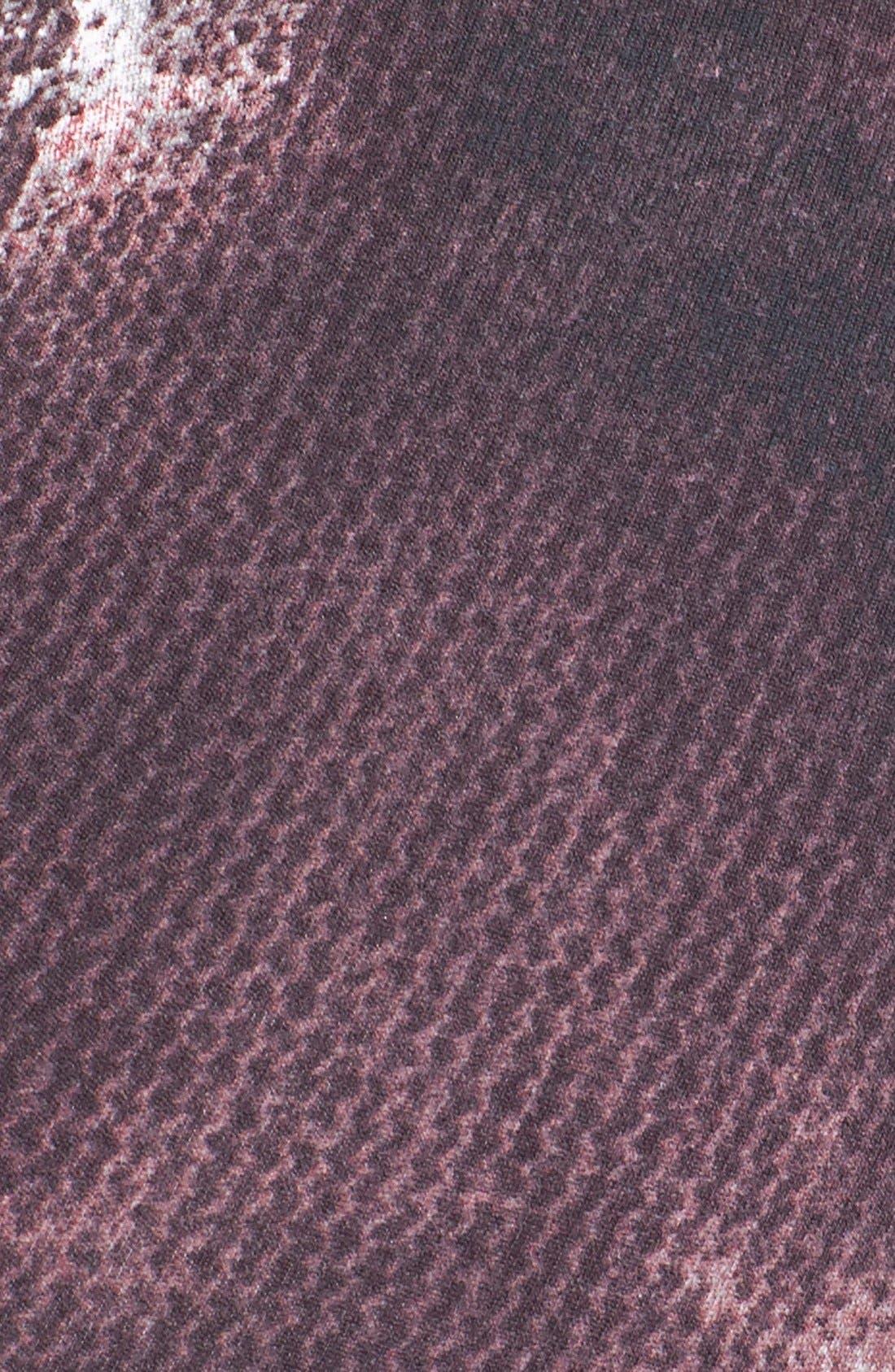 'Airbrushed' Leggings,                             Alternate thumbnail 80, color,