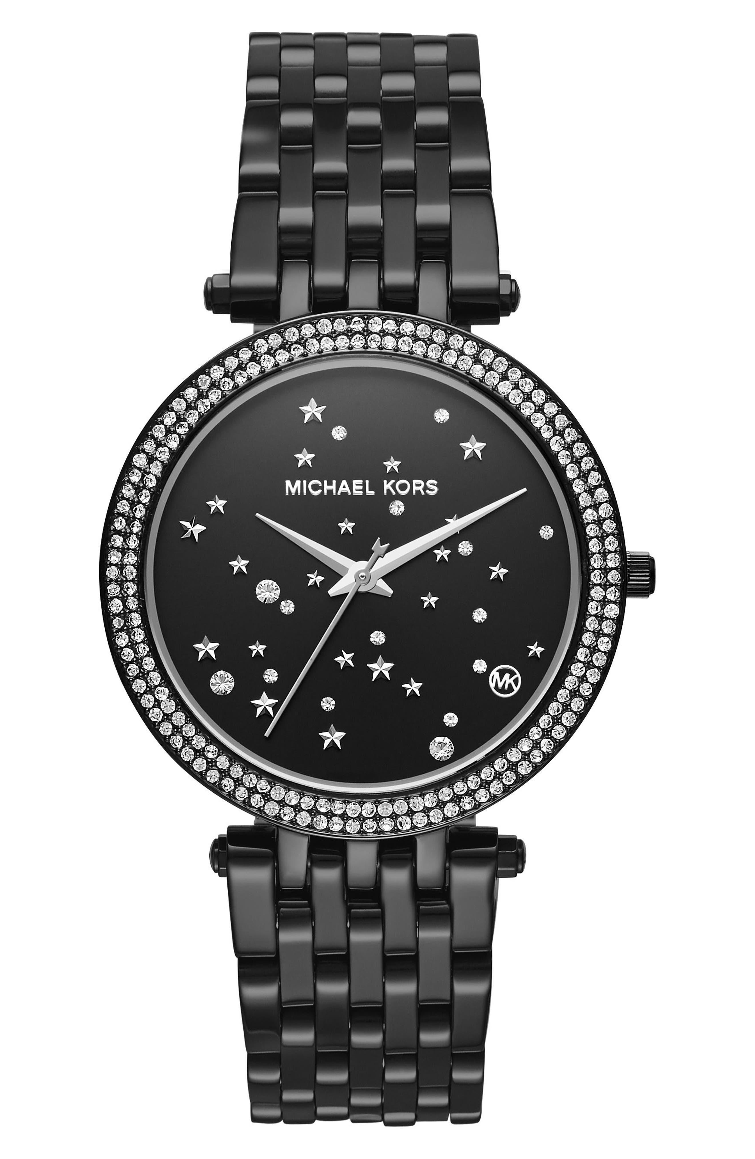 Darci Star Bracelet Watch, 39mm,                             Main thumbnail 1, color,                             002