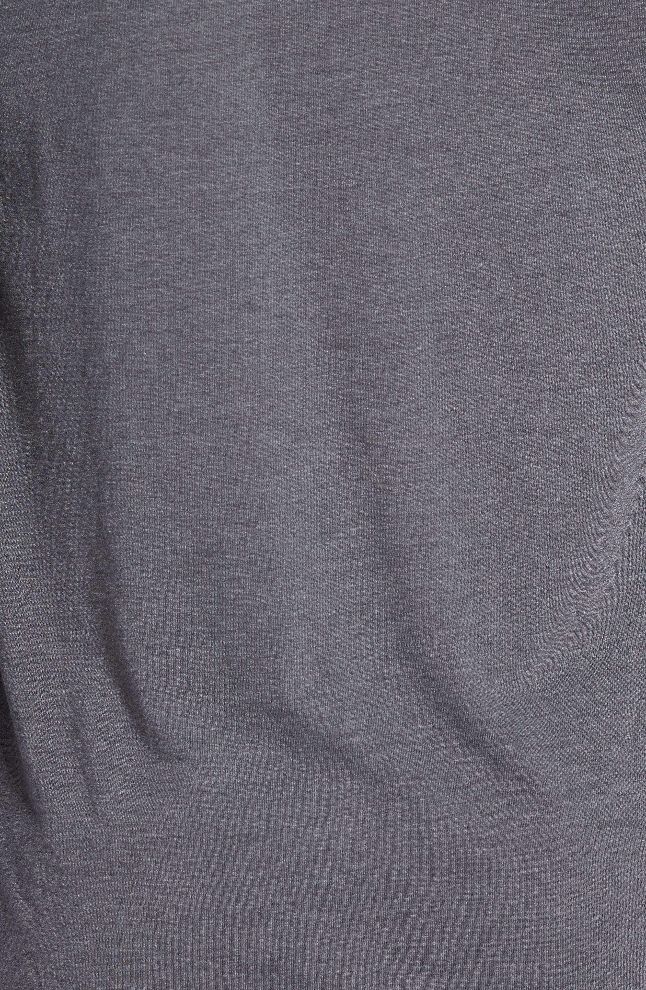 Go-To Infinity Long Sleeve T-Shirt,                             Alternate thumbnail 5, color,                             020