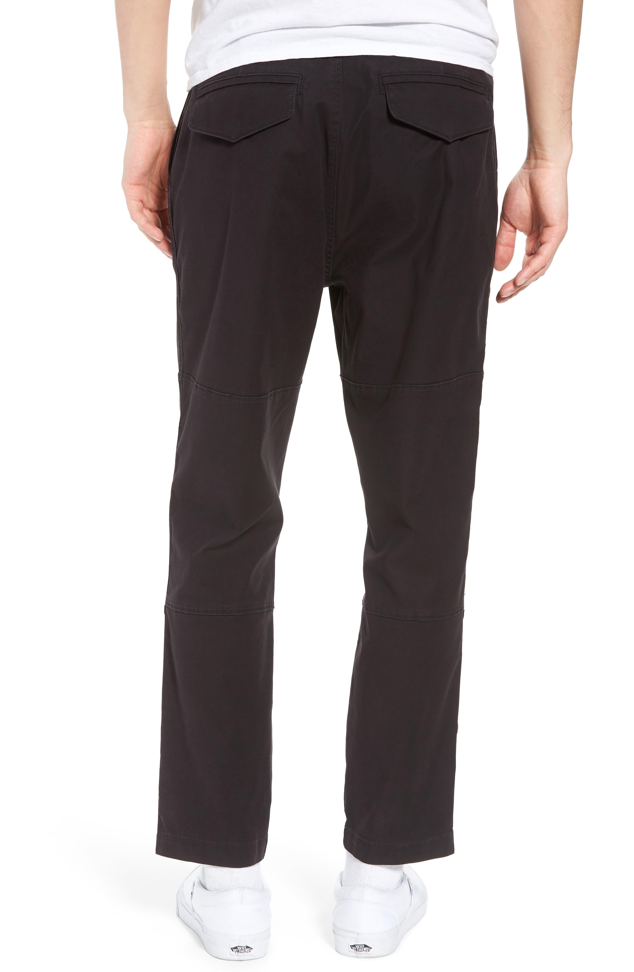 HUDSON JEANS,                             Slouchy Slim Fit Cargo Pants,                             Alternate thumbnail 2, color,                             001