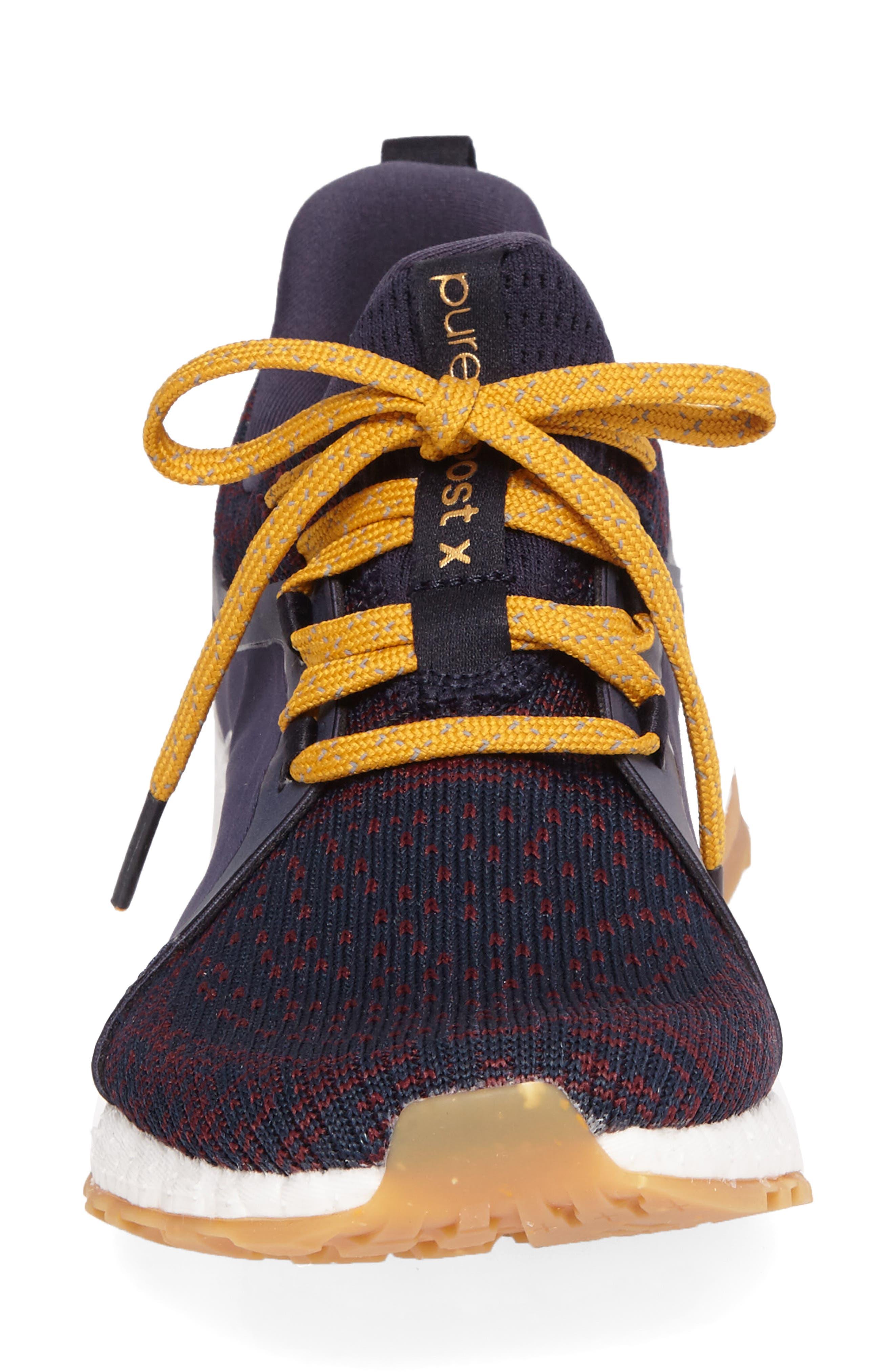 PureBoost X ATR Running Shoe,                             Alternate thumbnail 4, color,                             408