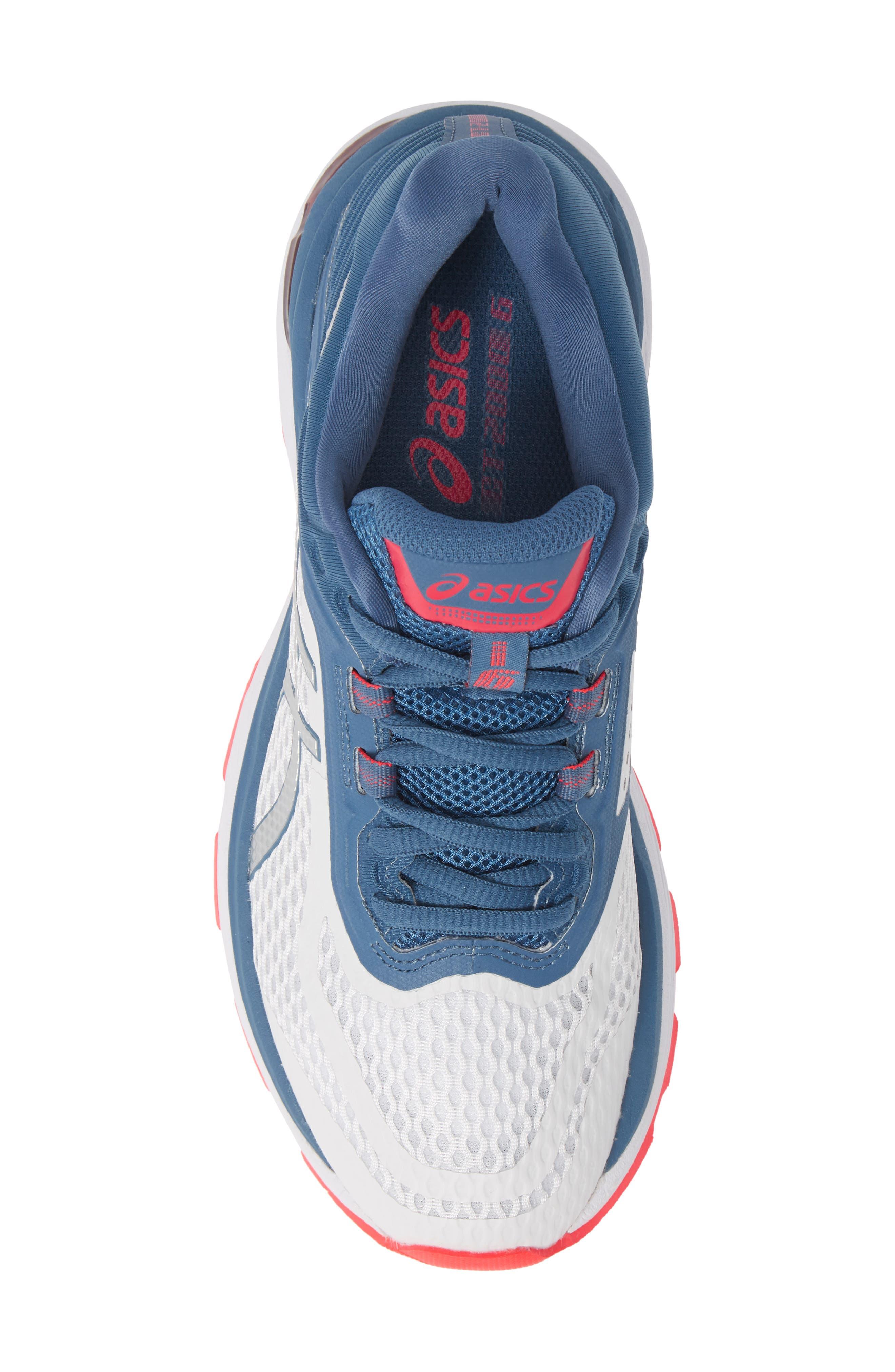 GT-2000 6 Running Shoe,                             Alternate thumbnail 5, color,                             400