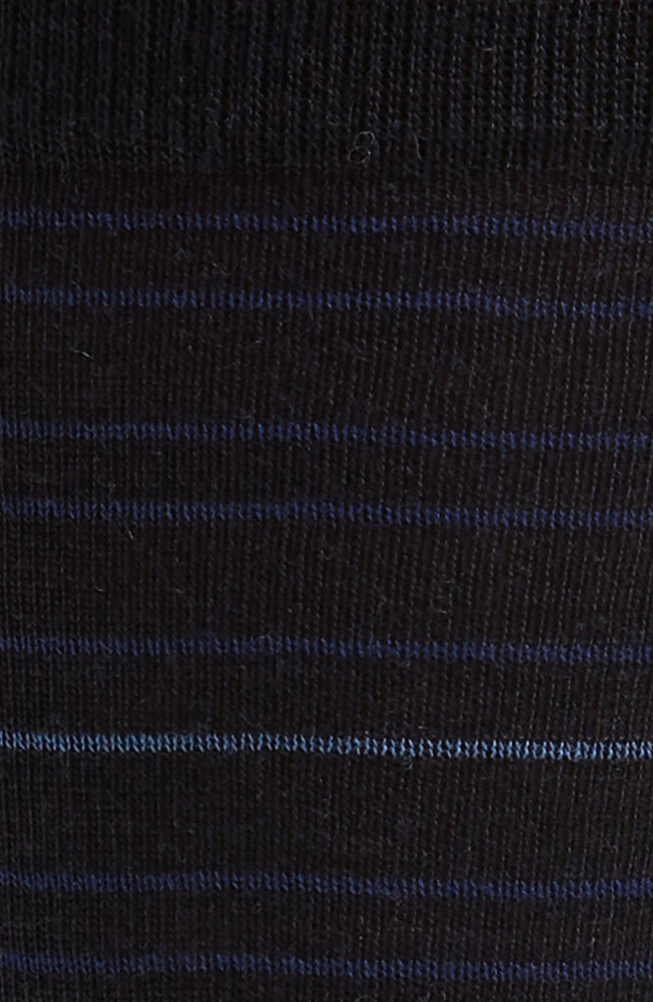 Thin Pop Stripe Socks,                             Alternate thumbnail 2, color,                             410